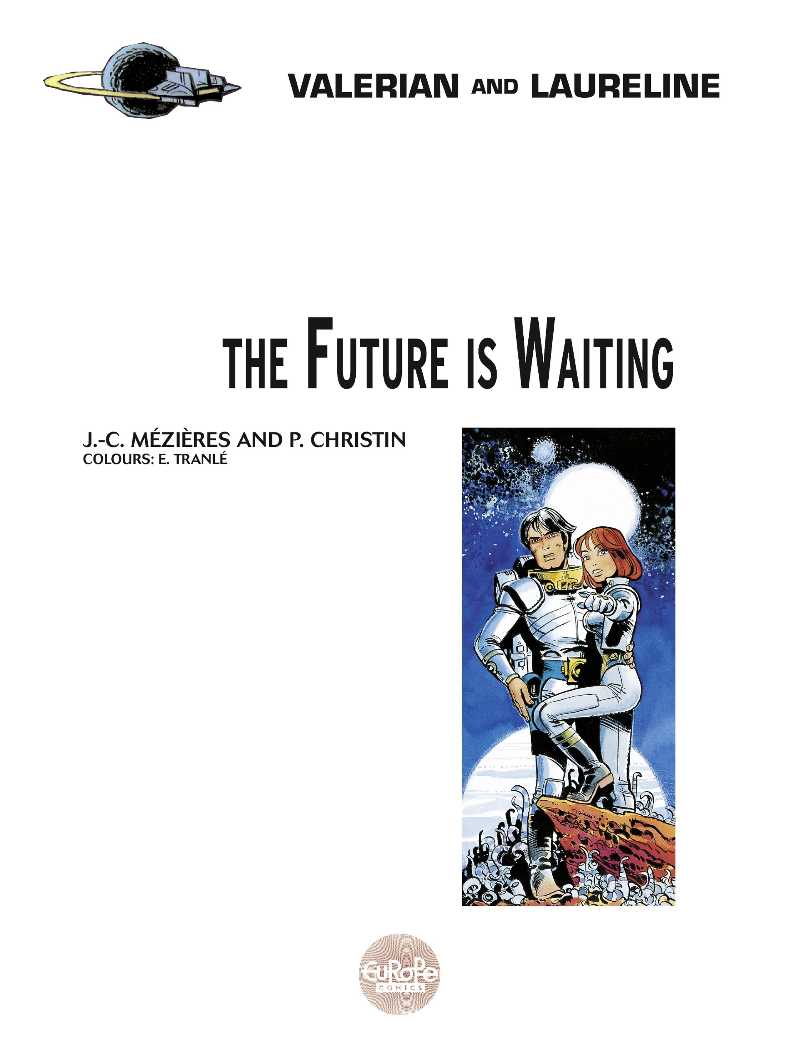 Valerian and Laureline 23 Page 2