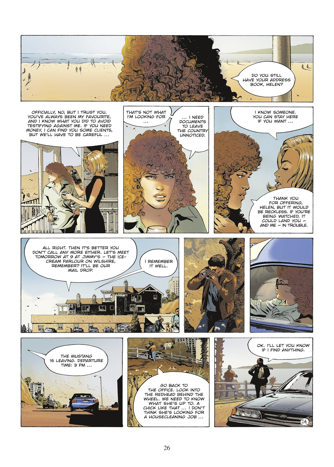 XIII Mystery issue 9 - Page 28