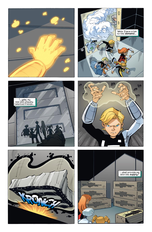 Read online Skrulls vs. Power Pack comic -  Issue #2 - 18
