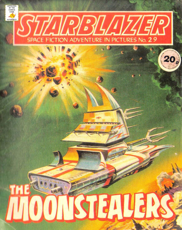 Starblazer issue 29 - Page 1