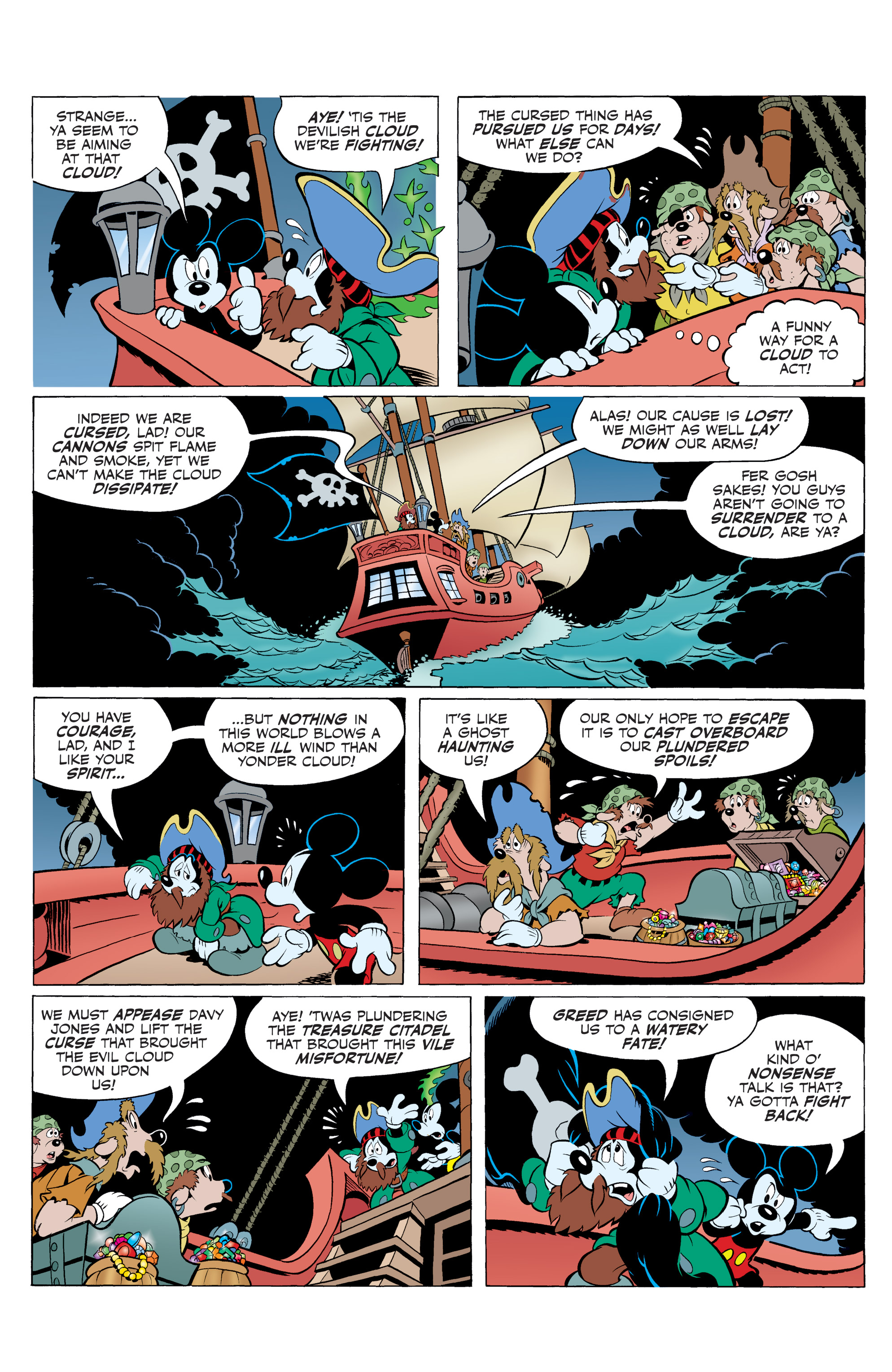 Read online Mickey Mouse (2015) comic -  Issue #20 - 28