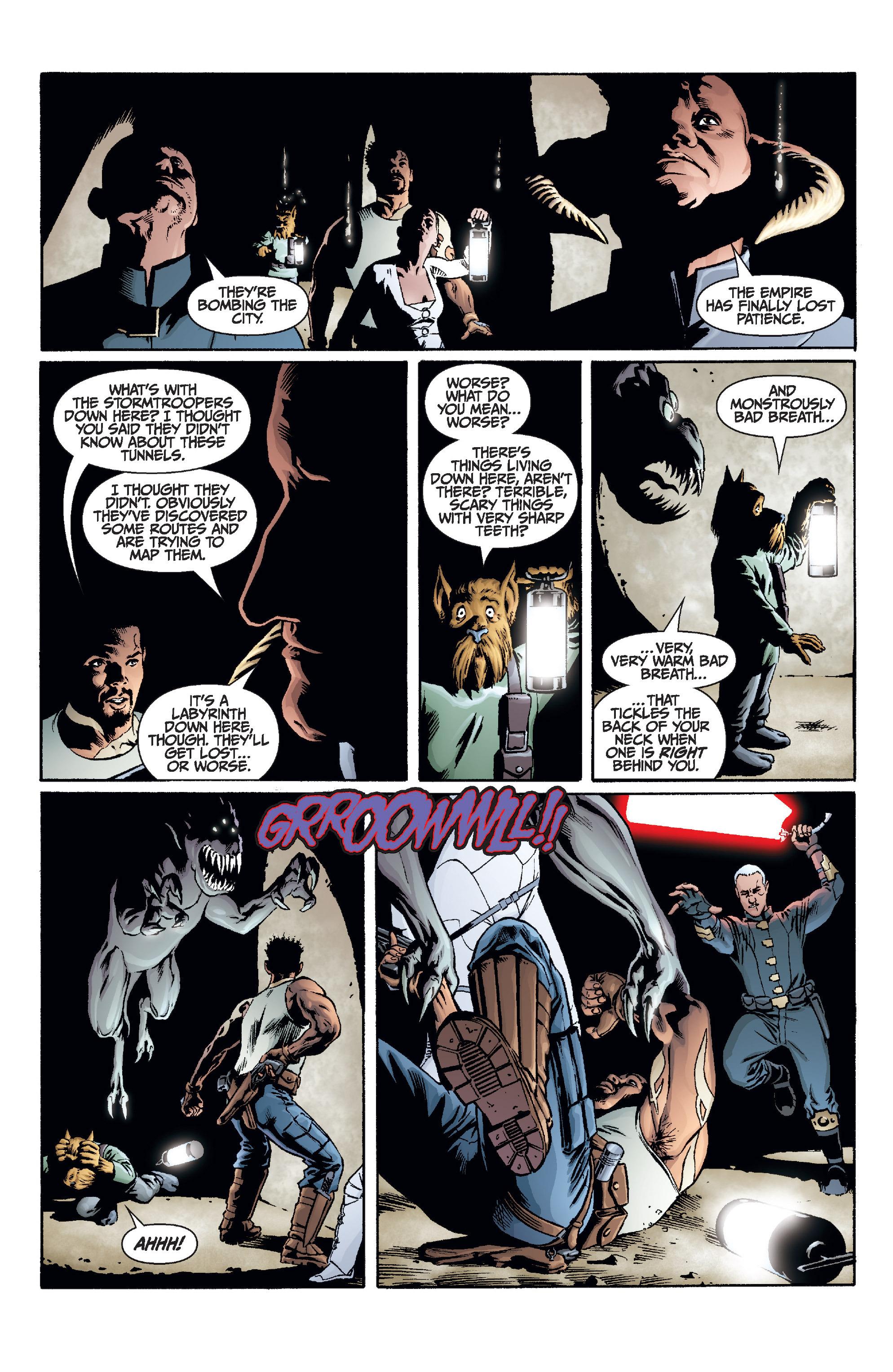 Read online Star Wars Omnibus comic -  Issue # Vol. 20 - 261