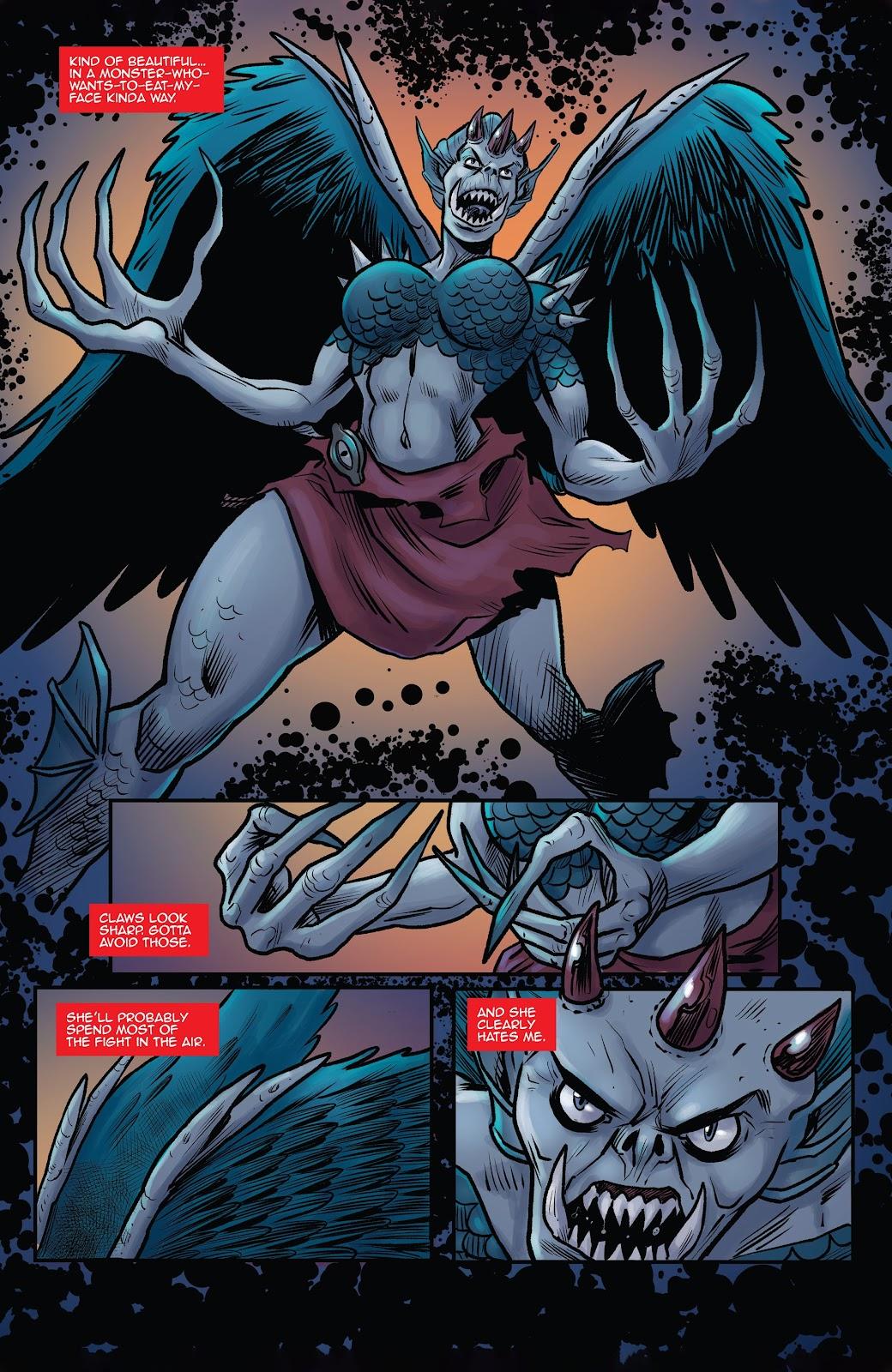 Read online Black Betty comic -  Issue #8 - 18
