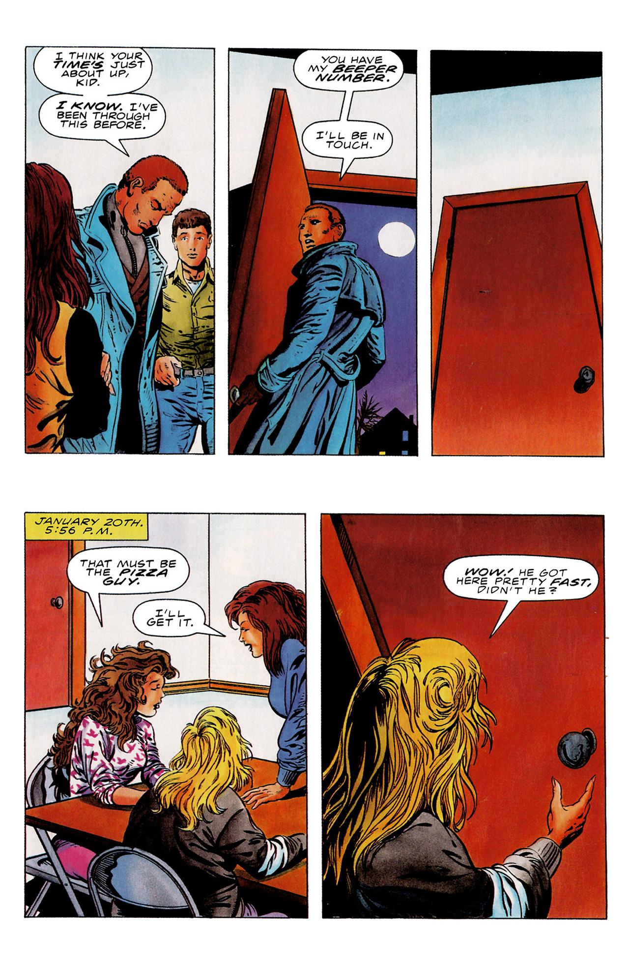 Read online Harbinger (1992) comic -  Issue #18 - 19
