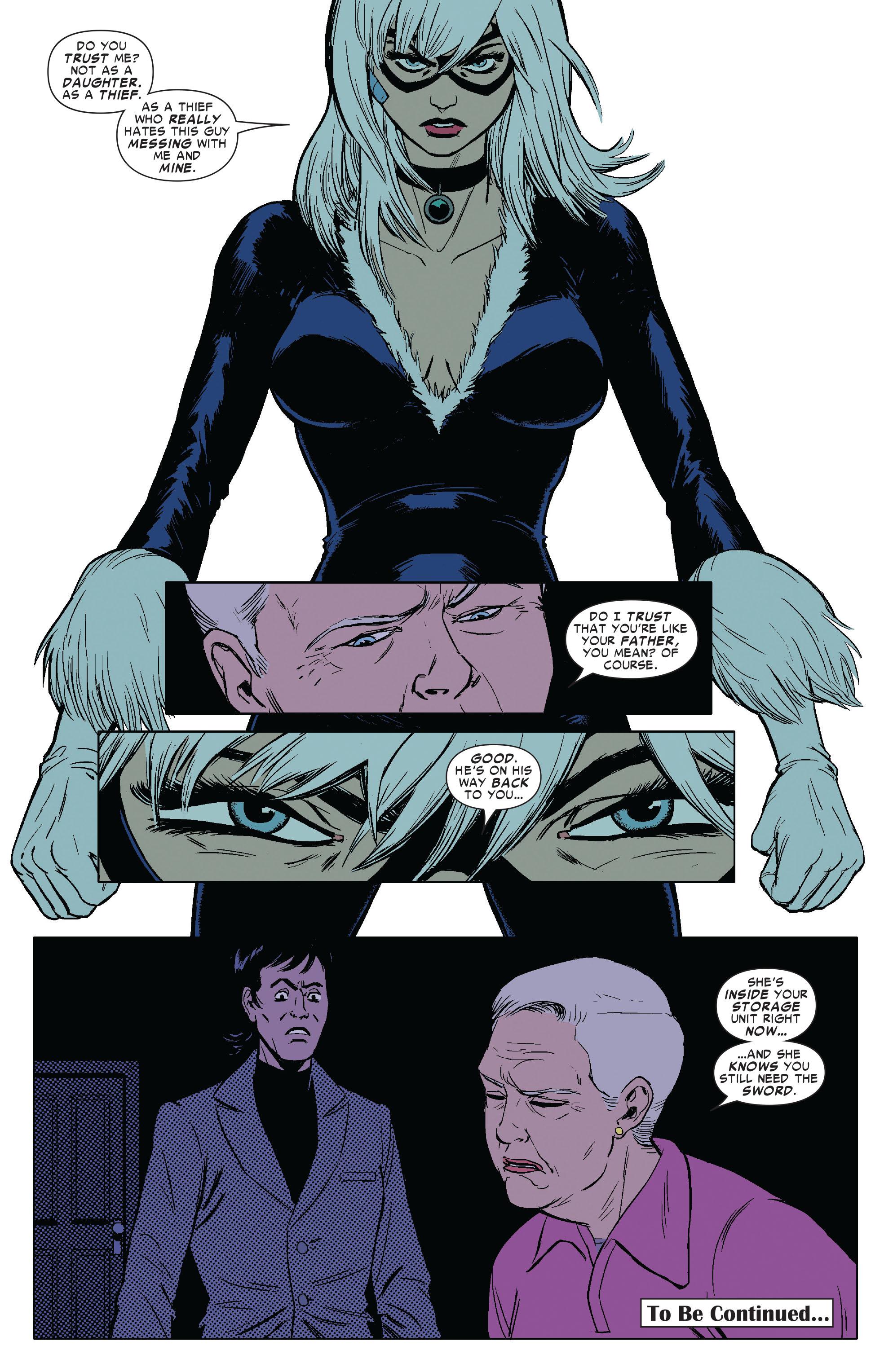 Amazing Spider-Man Presents: Black Cat 2 Page 21