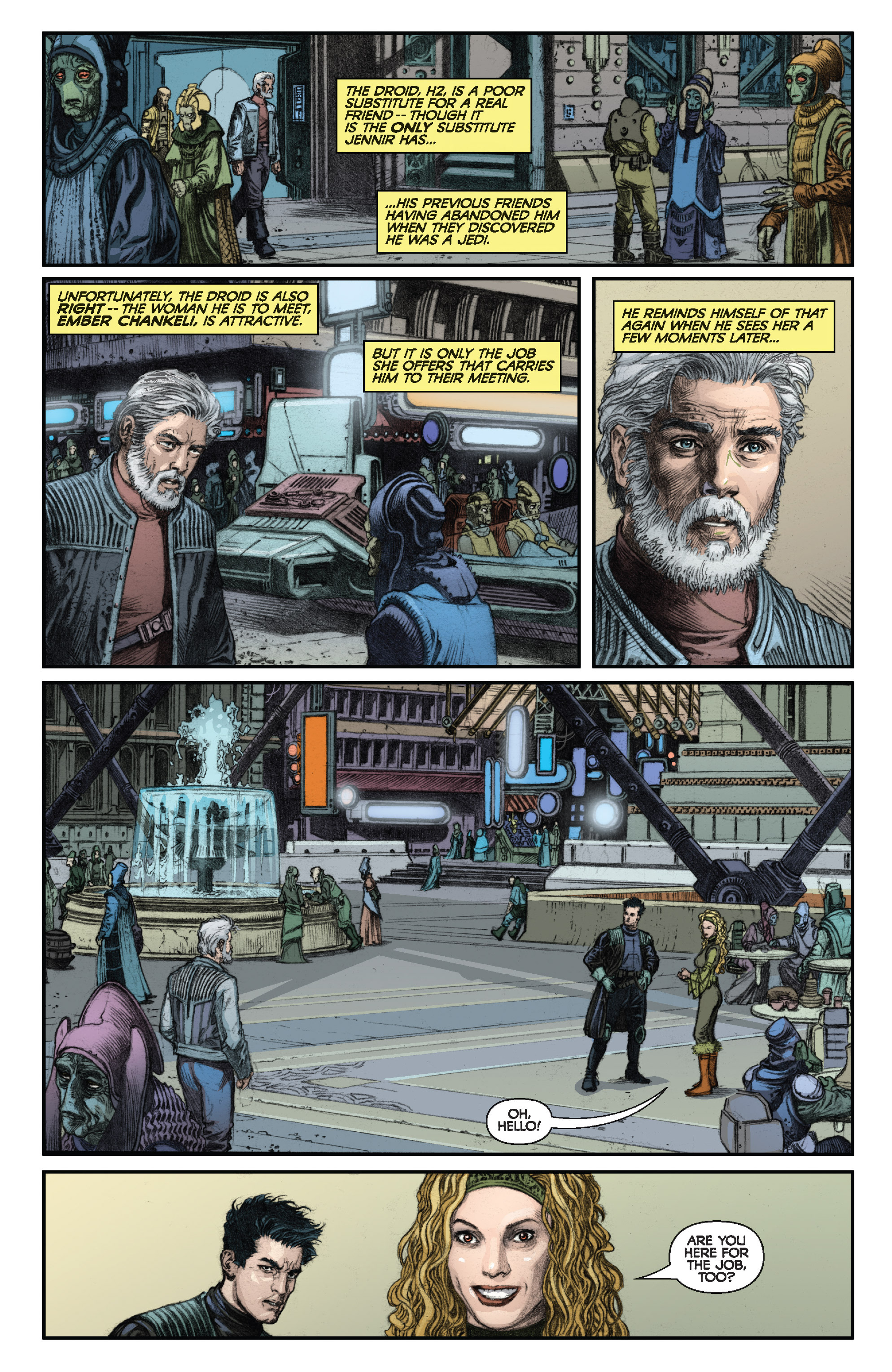 Read online Star Wars Omnibus comic -  Issue # Vol. 31 - 338