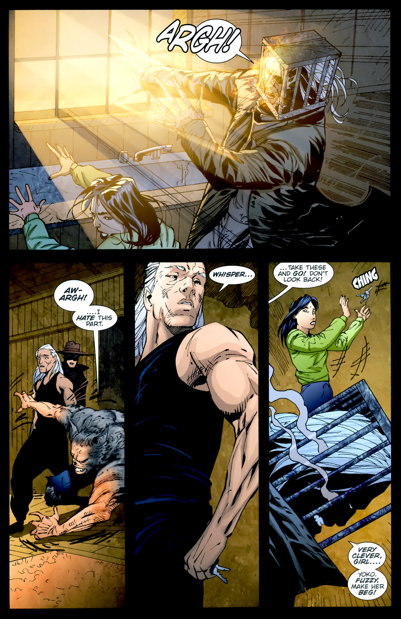 Read online Dead Romeo comic -  Issue #6 - 7