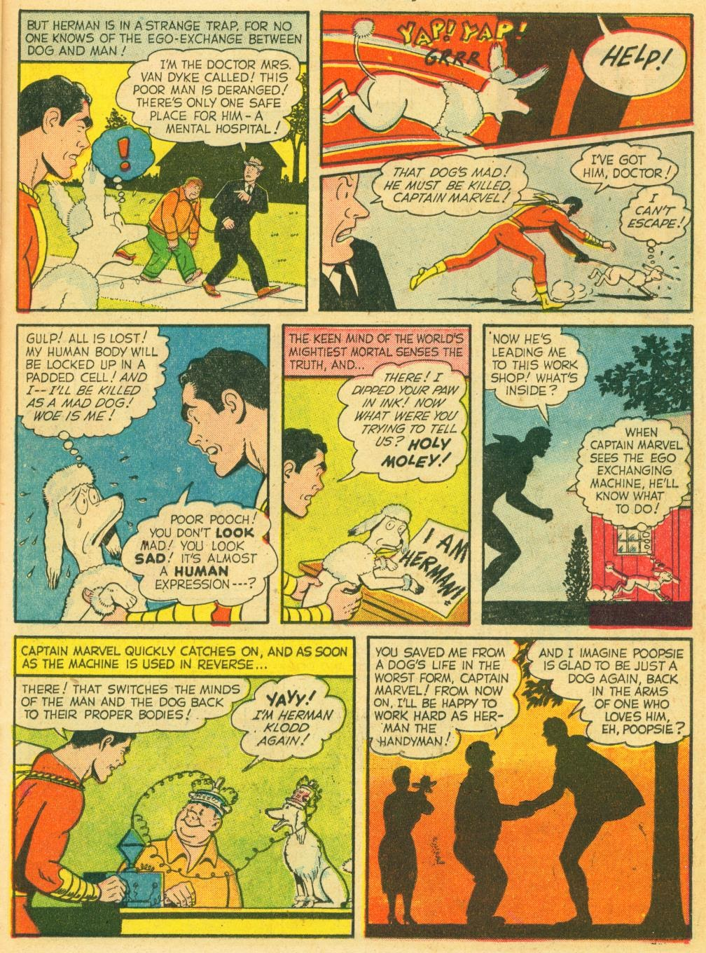 Captain Marvel Adventures issue 133 - Page 23