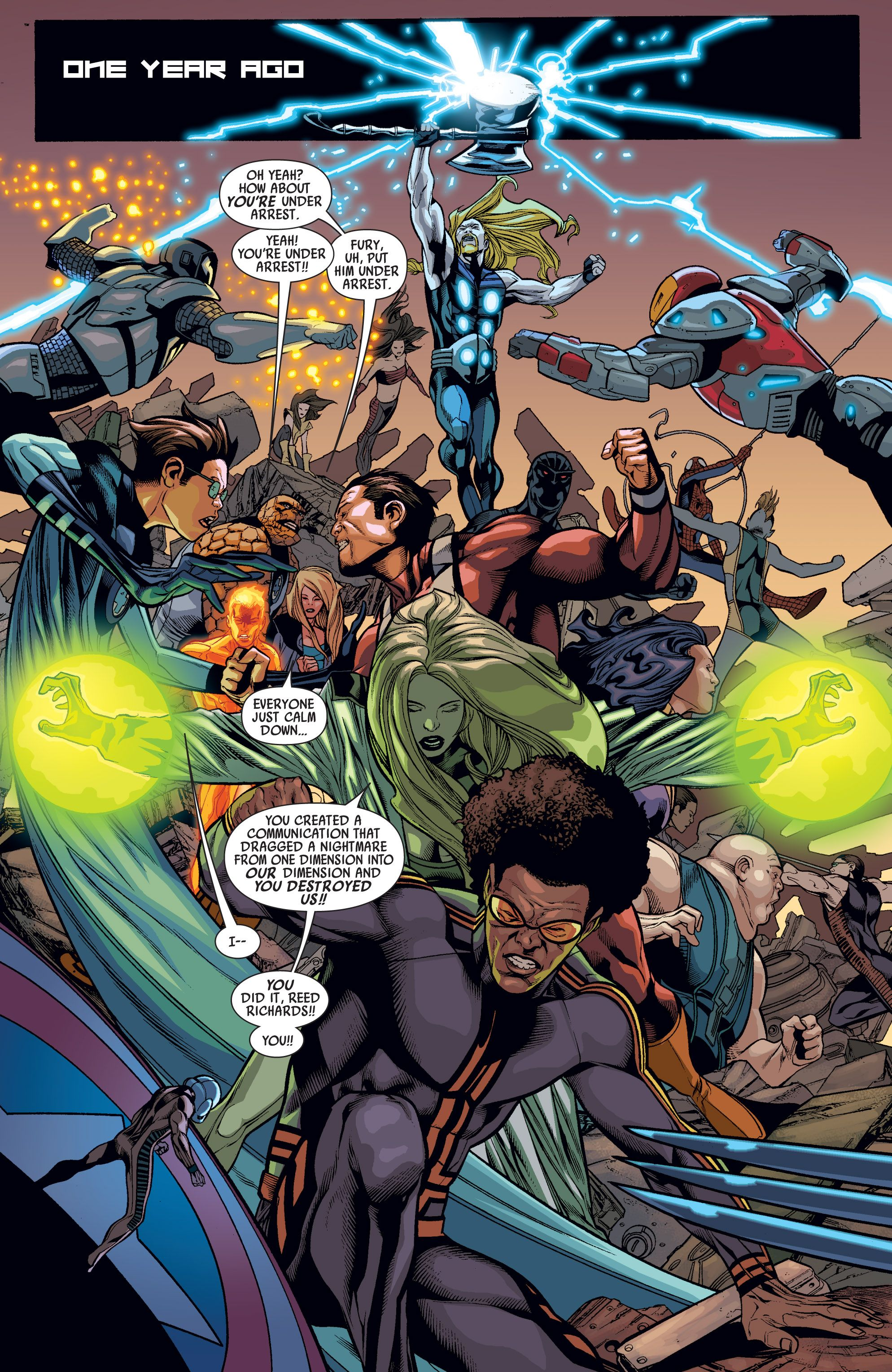 Read online Ultimate Comics Doomsday comic -  Issue # Full - 153