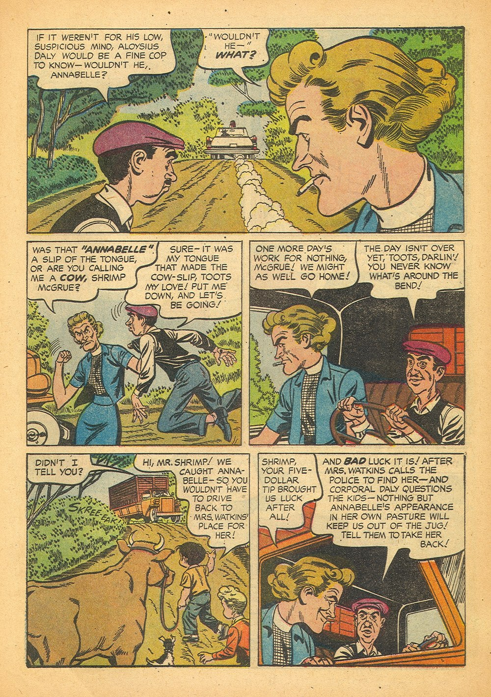 Four Color Comics issue 1276 - Page 25