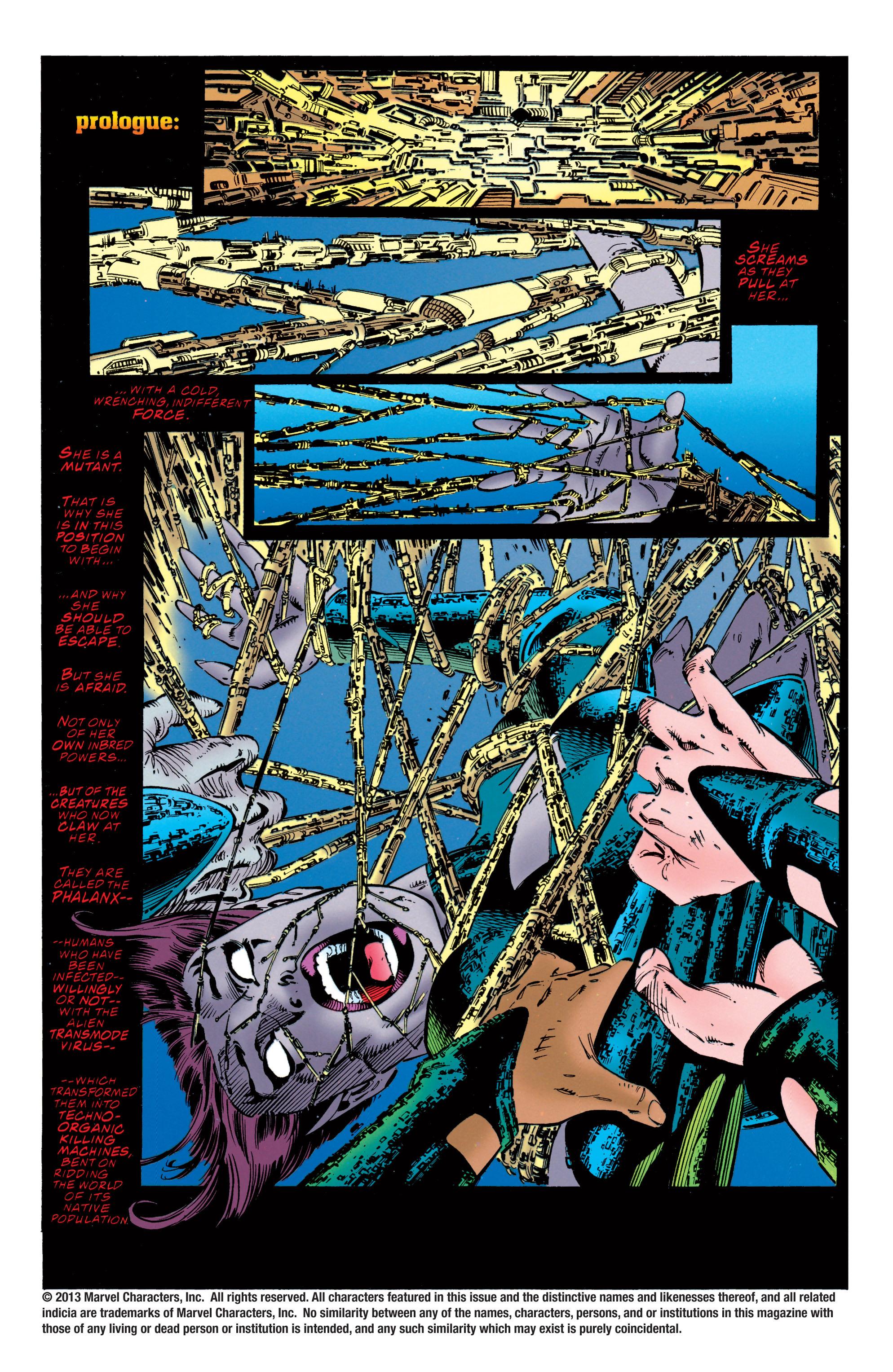 X-Men (1991) 37 Page 2