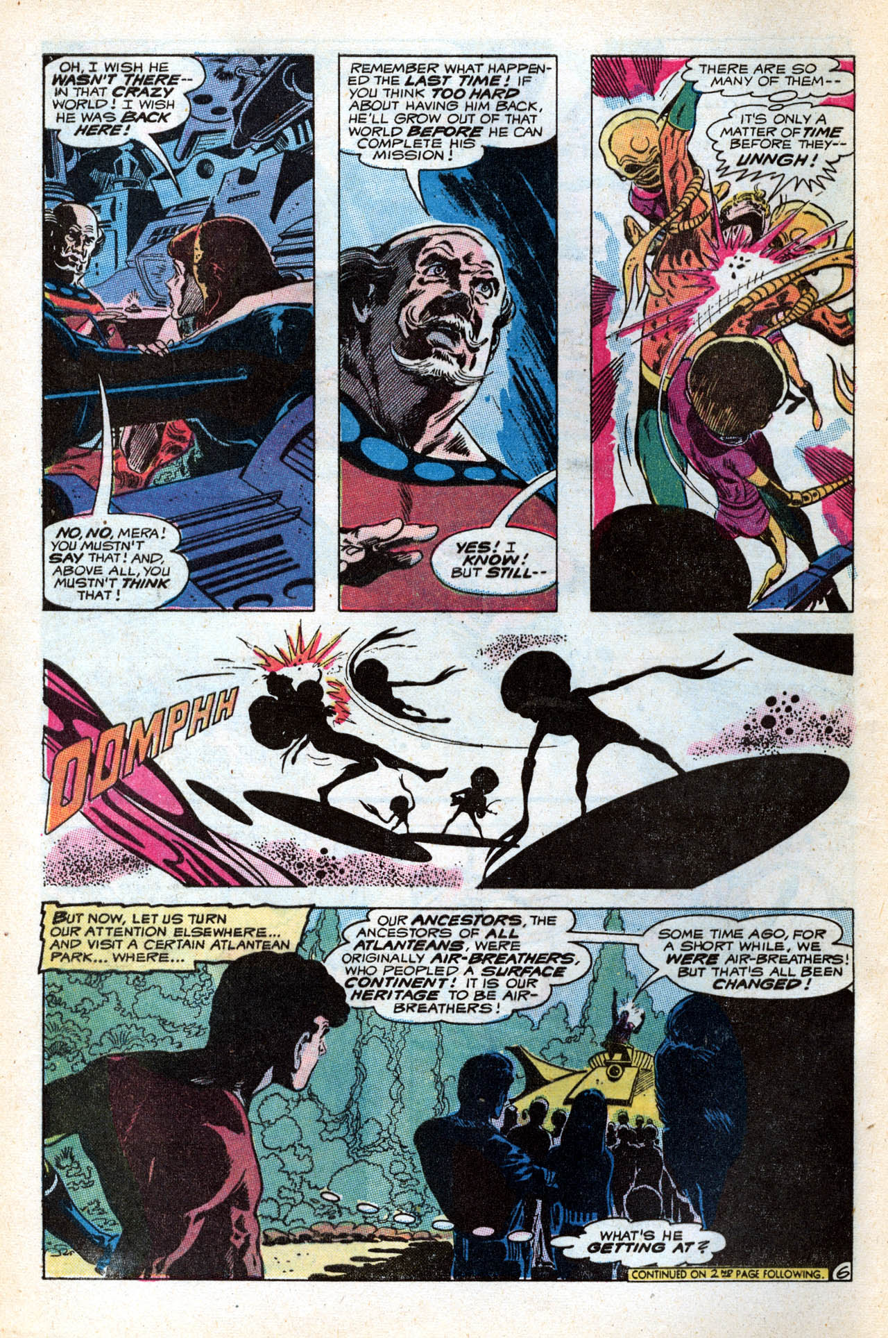 Read online Aquaman (1962) comic -  Issue #55 - 8