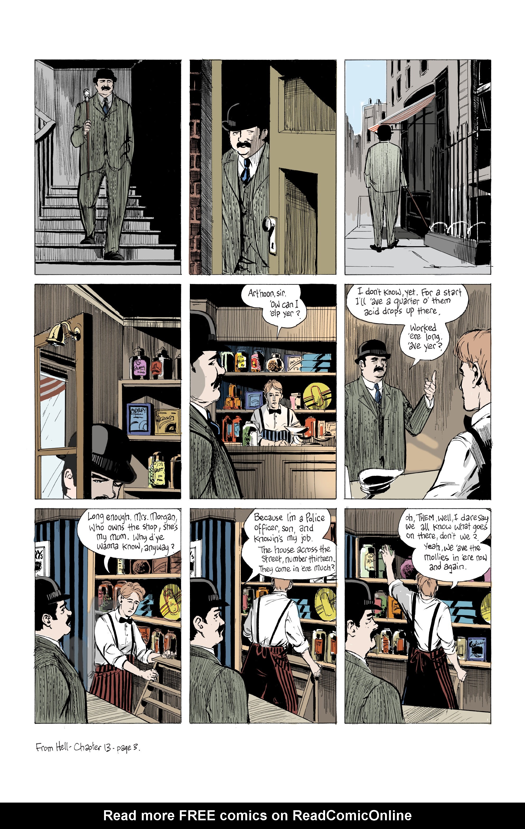 Issue #9 #9 - English 35