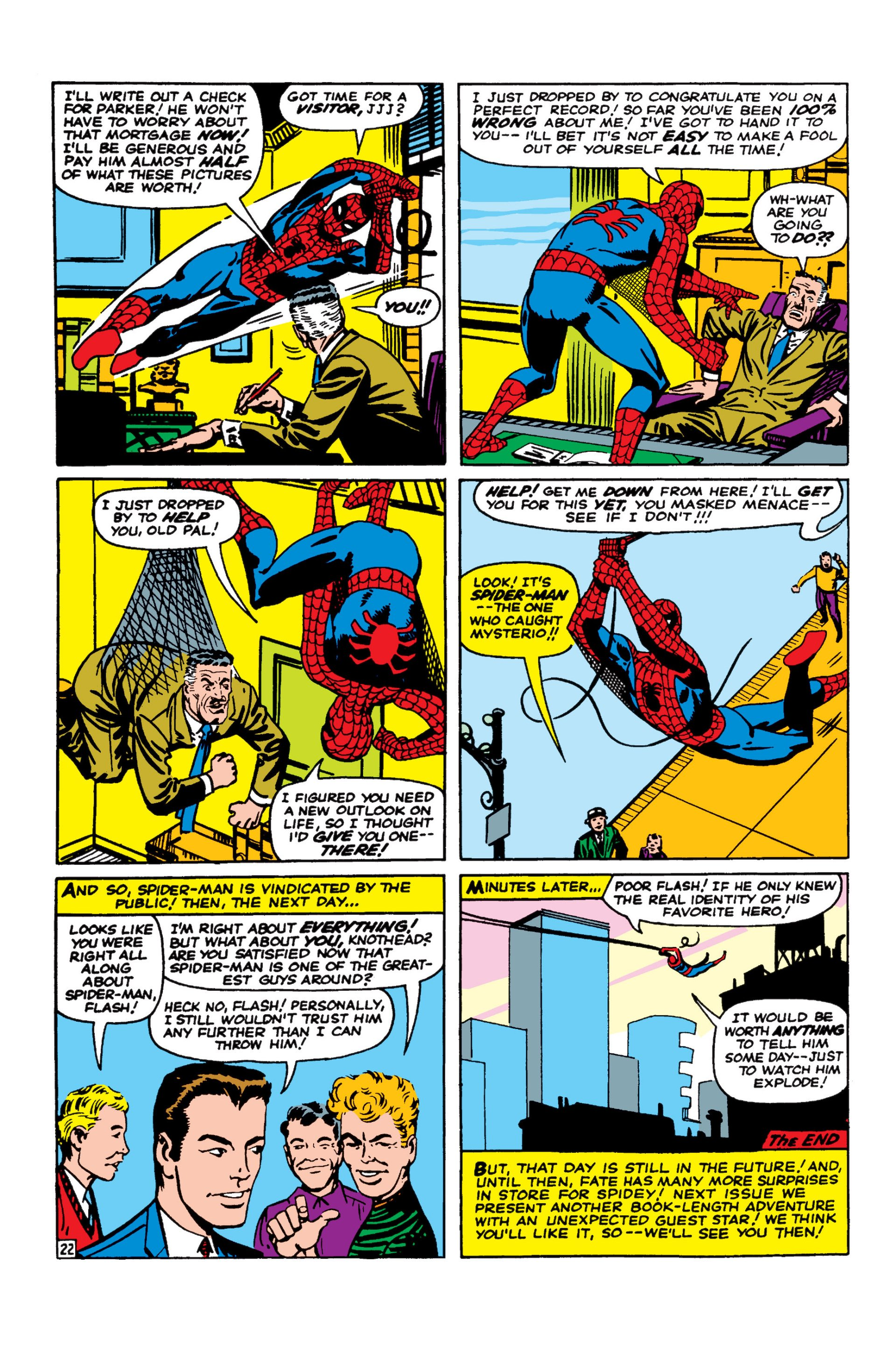 The Amazing Spider-Man (1963) 13 Page 22