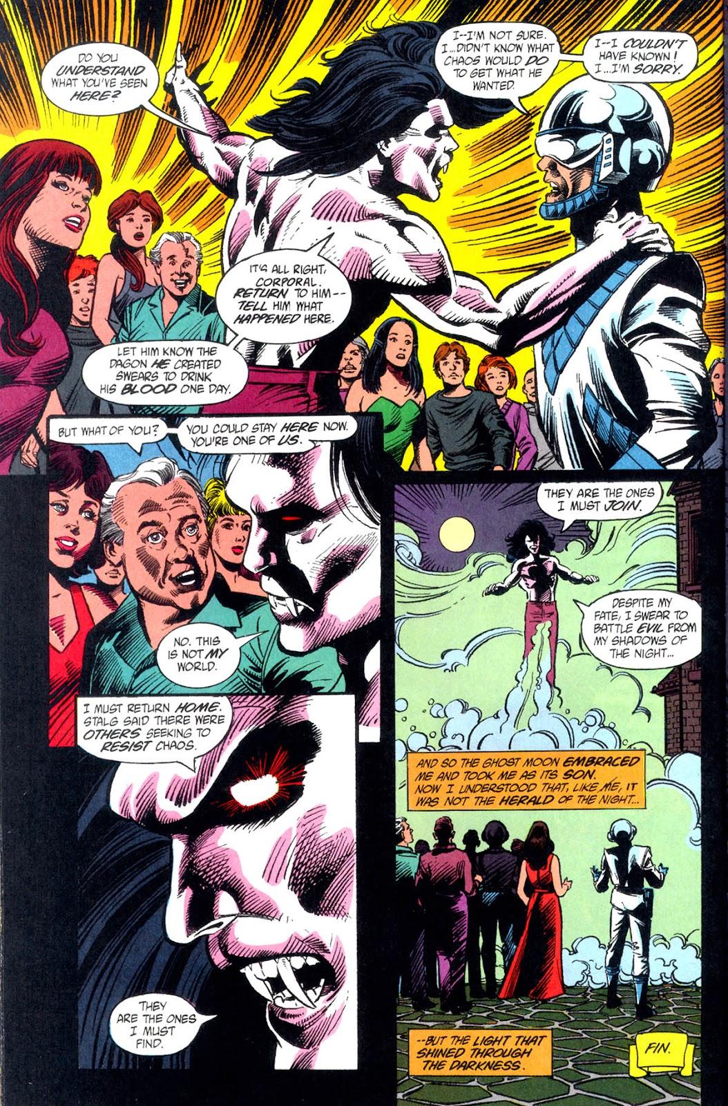 Read online Team Titans comic -  Issue #1c - 19