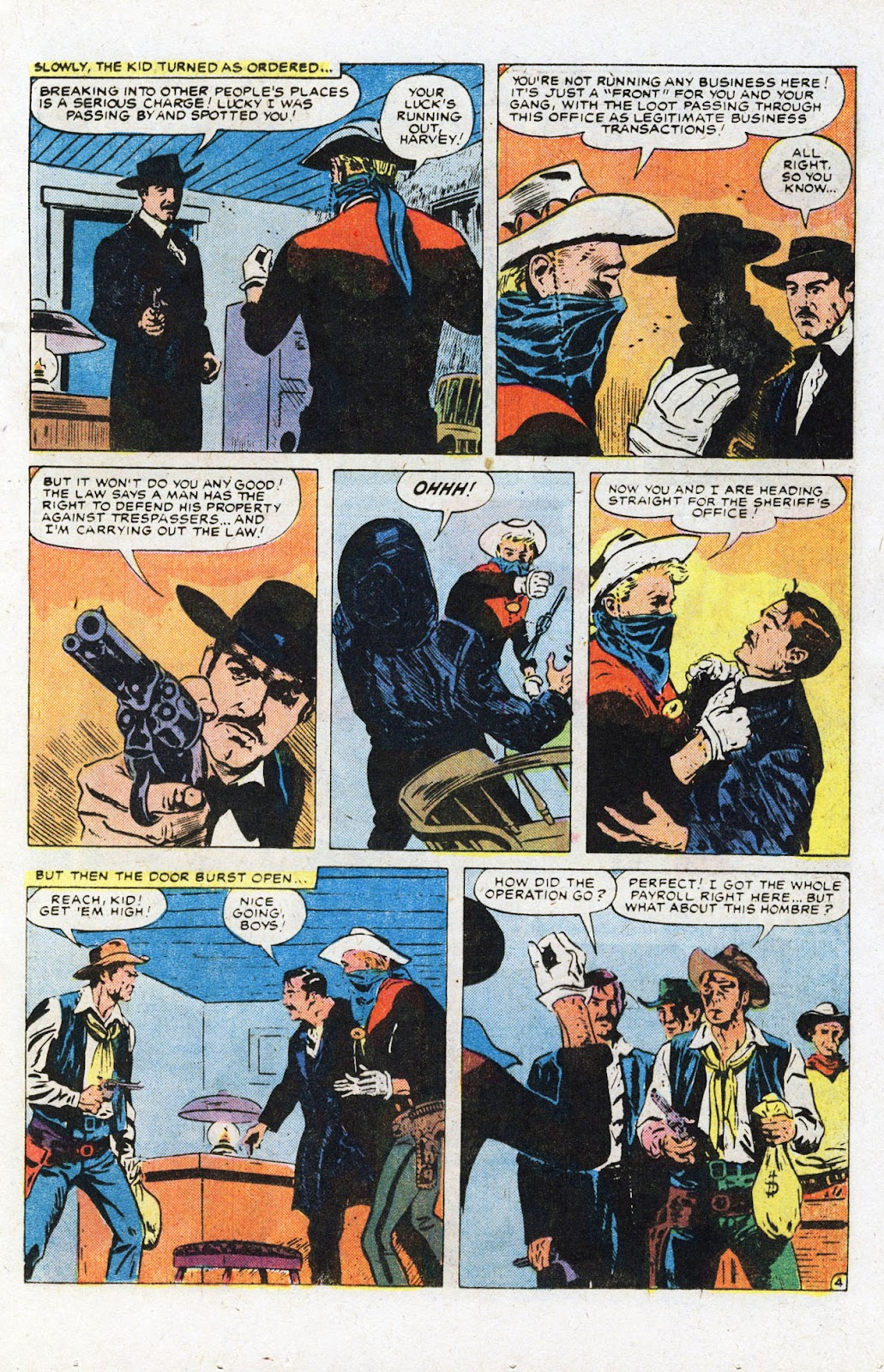 The Outlaw Kid (1970) issue 22 - Page 17