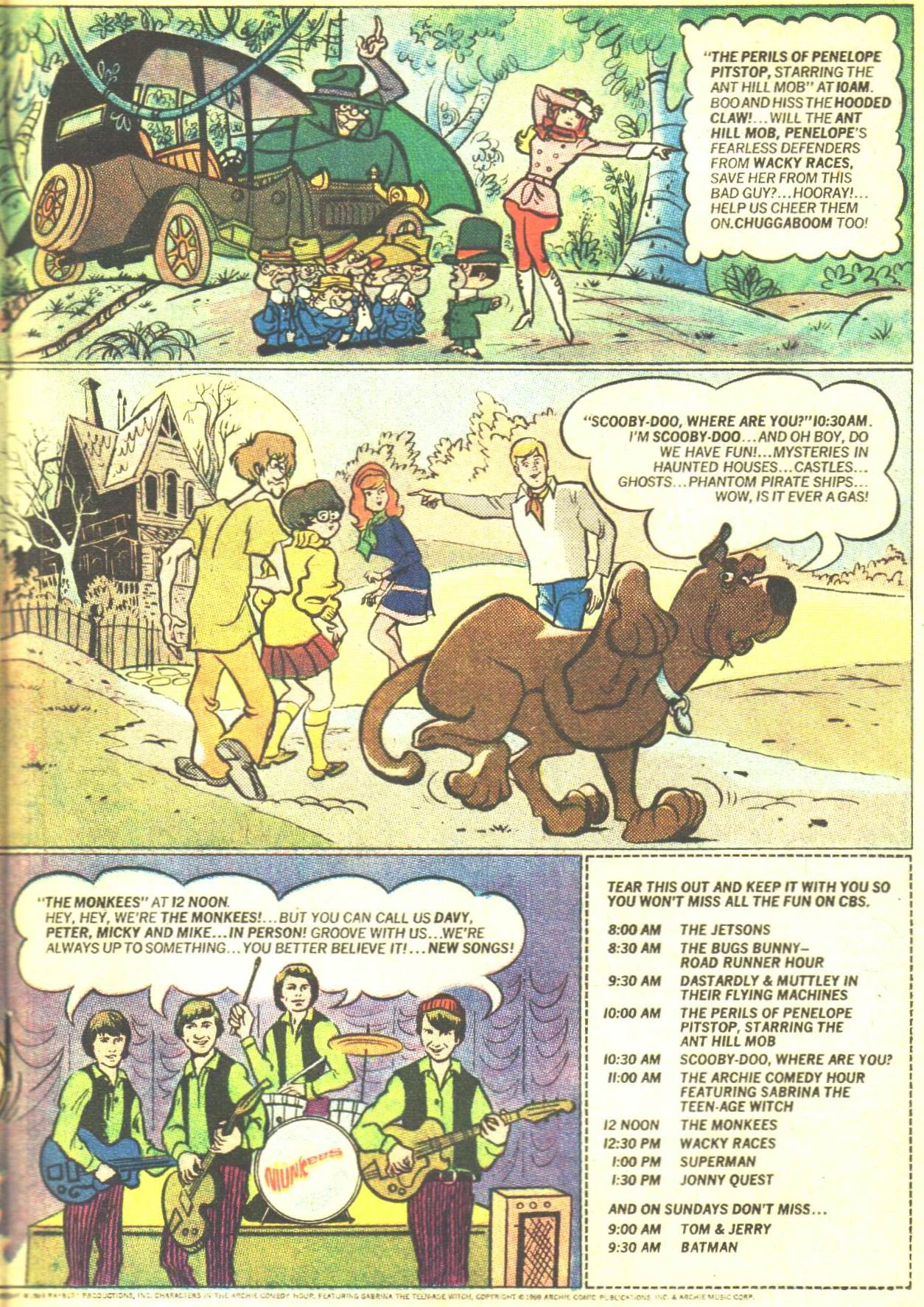 Read online Adventure Comics (1938) comic -  Issue #385 - 19
