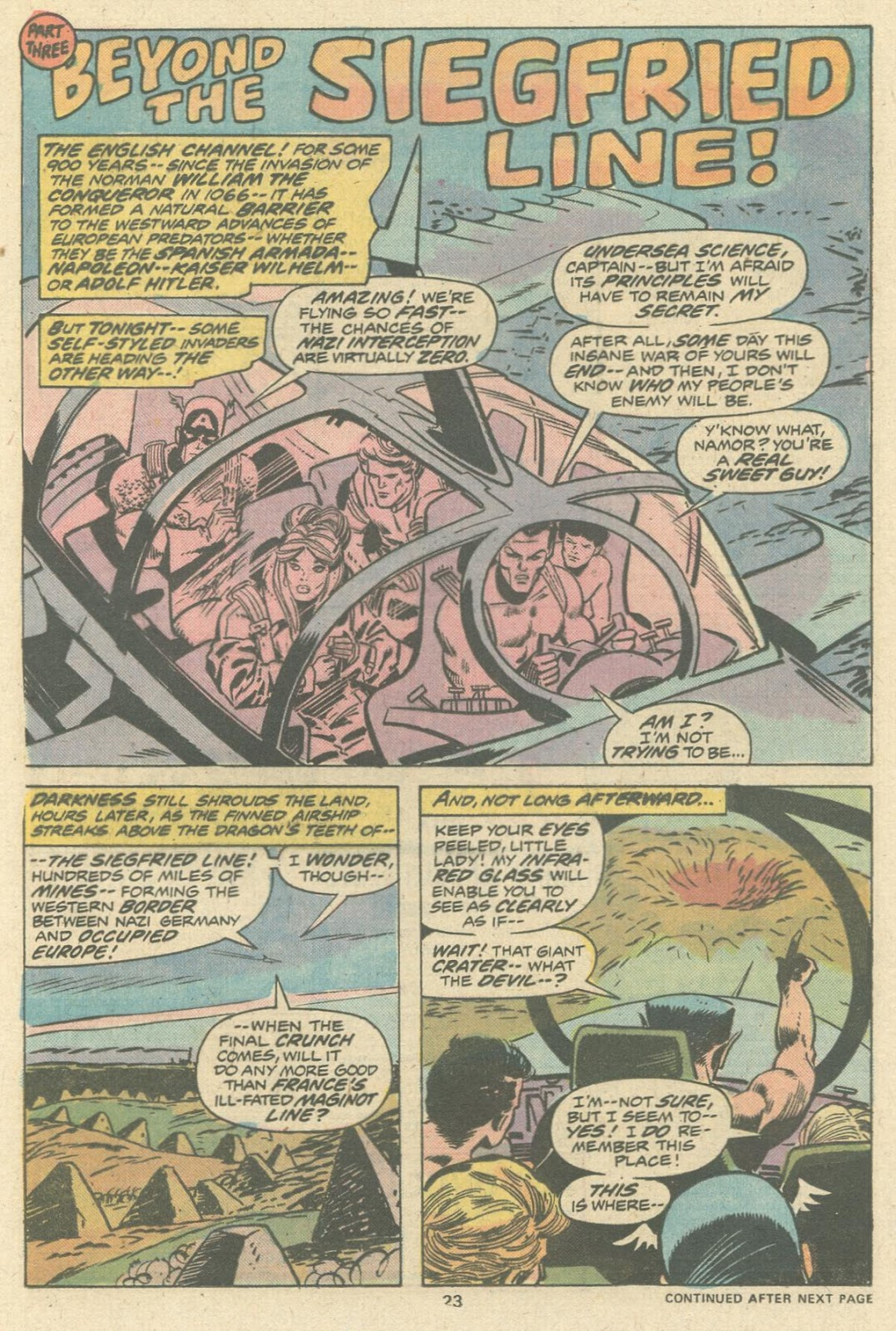 The Invaders (1975) issue 1 - Page 17