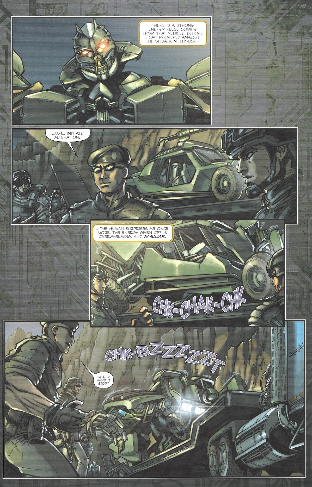 Read online Transformers: The Reign of Starscream comic -  Issue #2 - 15