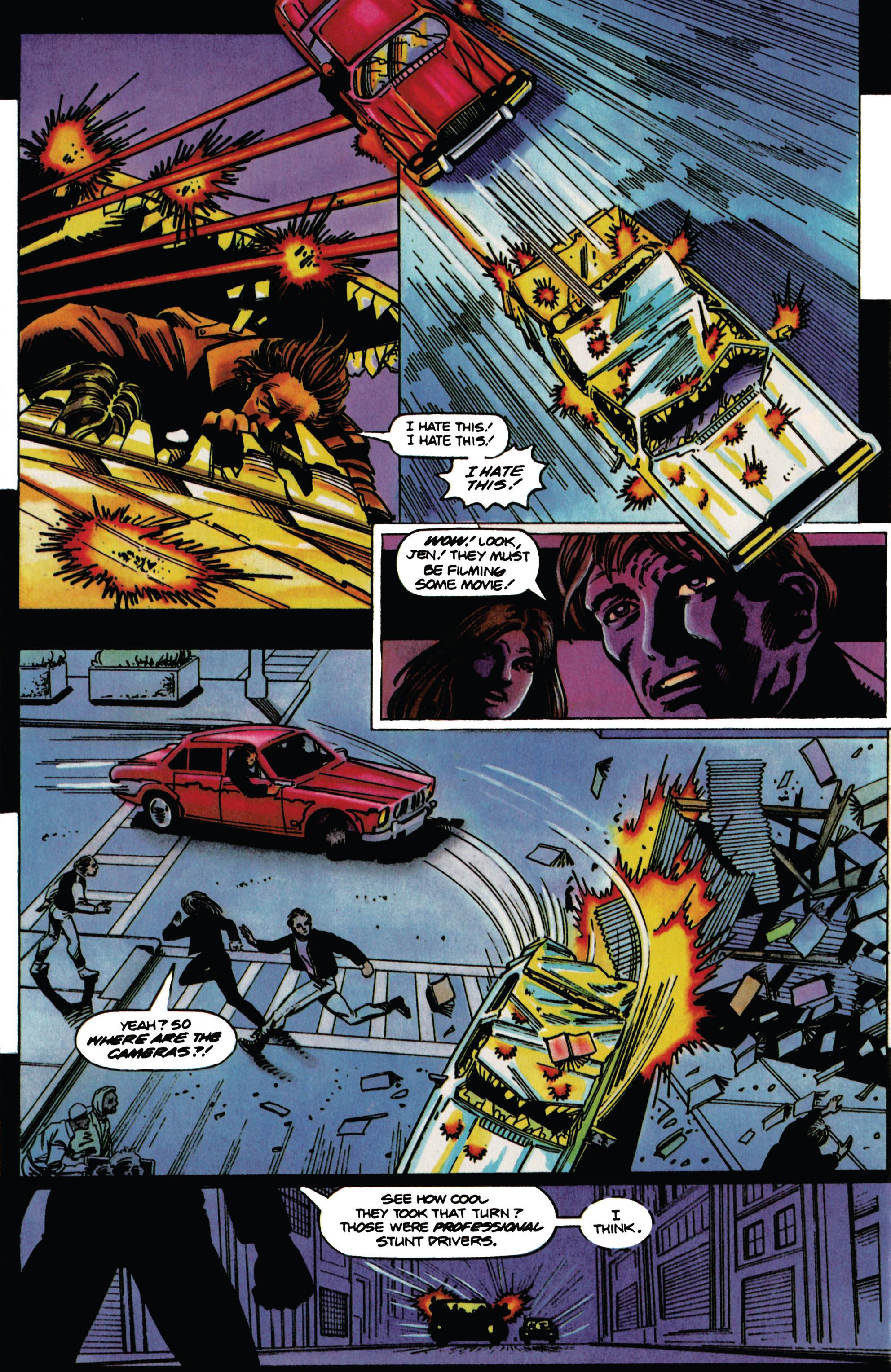Read online Eternal Warrior (1992) comic -  Issue #30 - 17