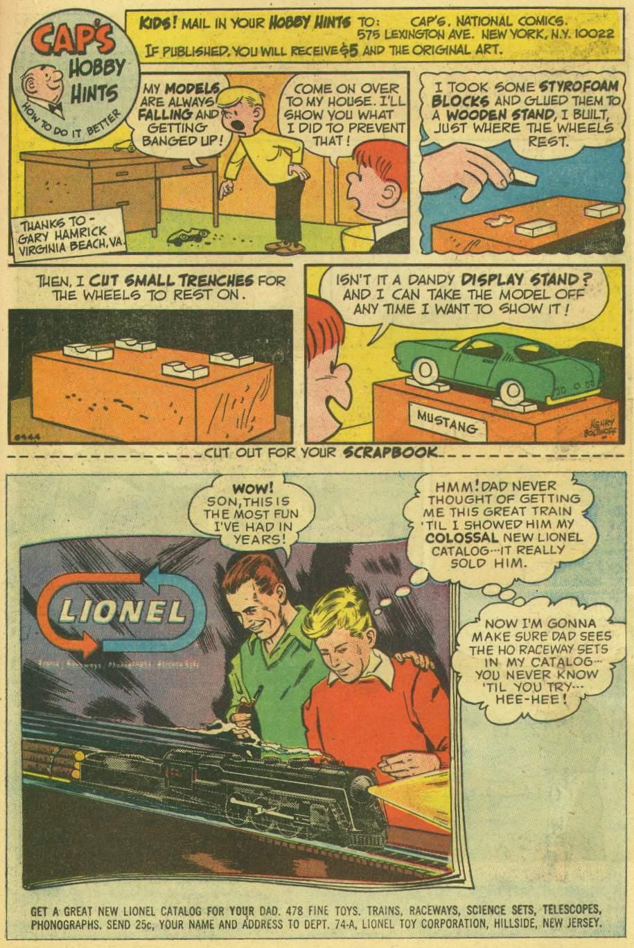 Read online Aquaman (1962) comic -  Issue #30 - 23