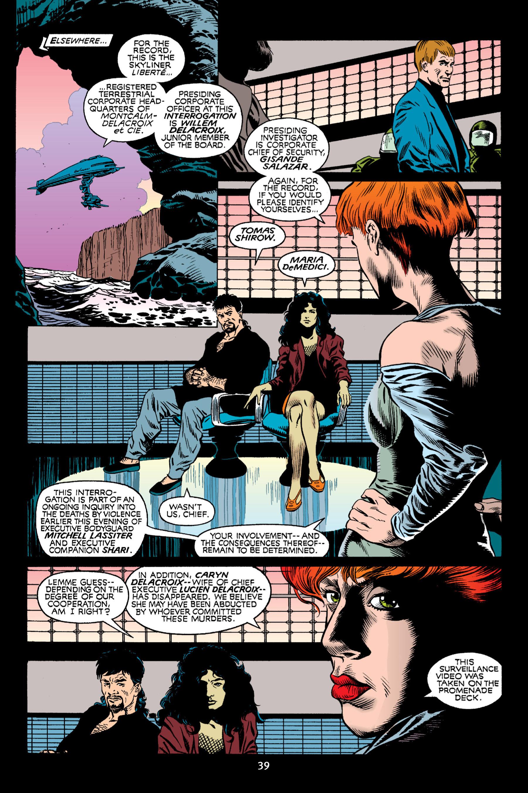 Read online Aliens vs. Predator Omnibus comic -  Issue # _TPB 2 Part 1 - 39