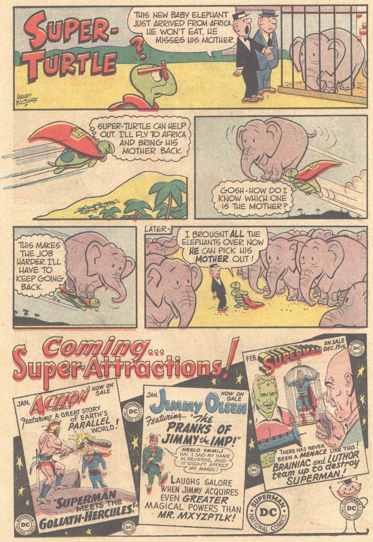 Read online Adventure Comics (1938) comic -  Issue #316 - 26