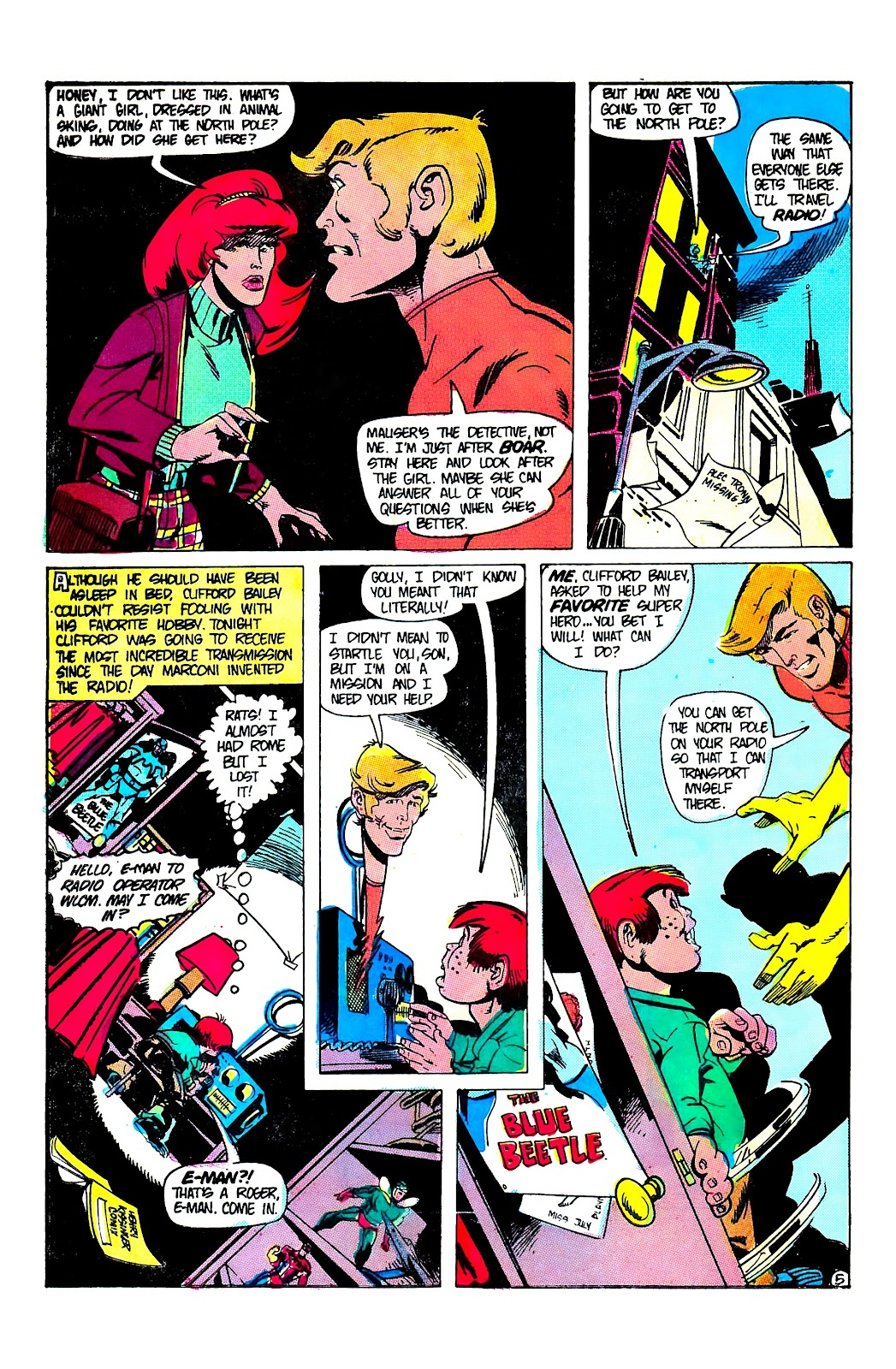 E-Man (1973) issue 8 - Page 8