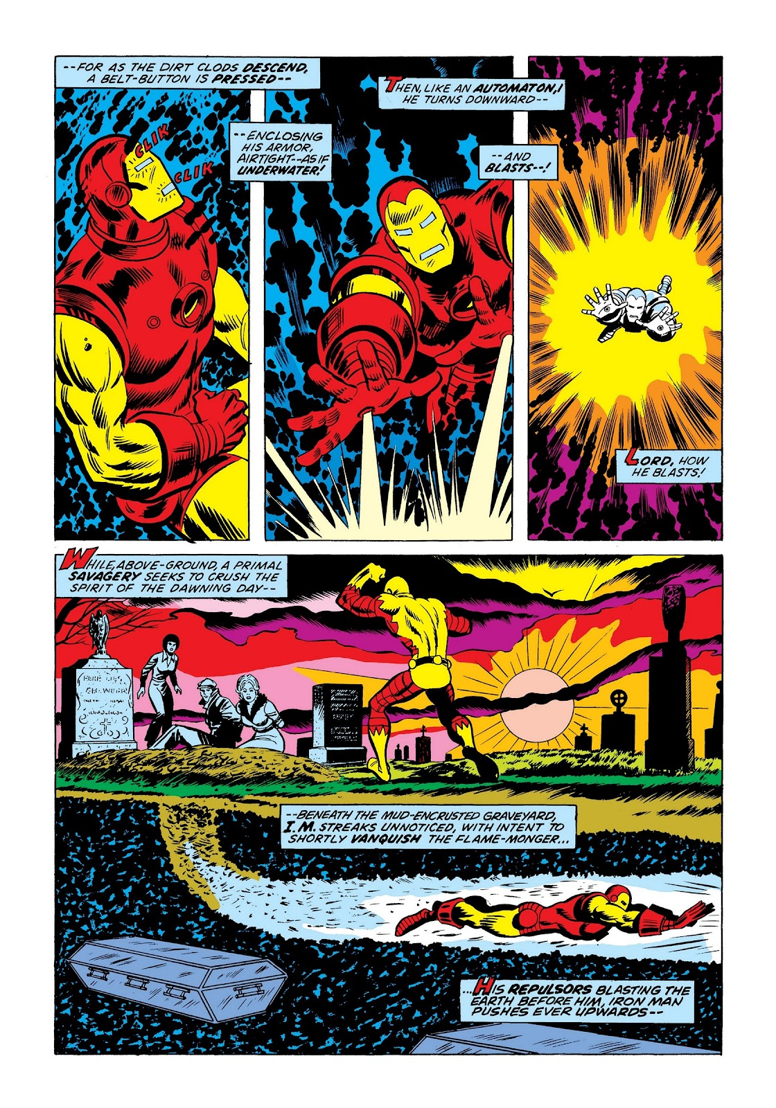 Read online Marvel Masterworks: The Invincible Iron Man comic -  Issue # TPB 9 (Part 2) - 26