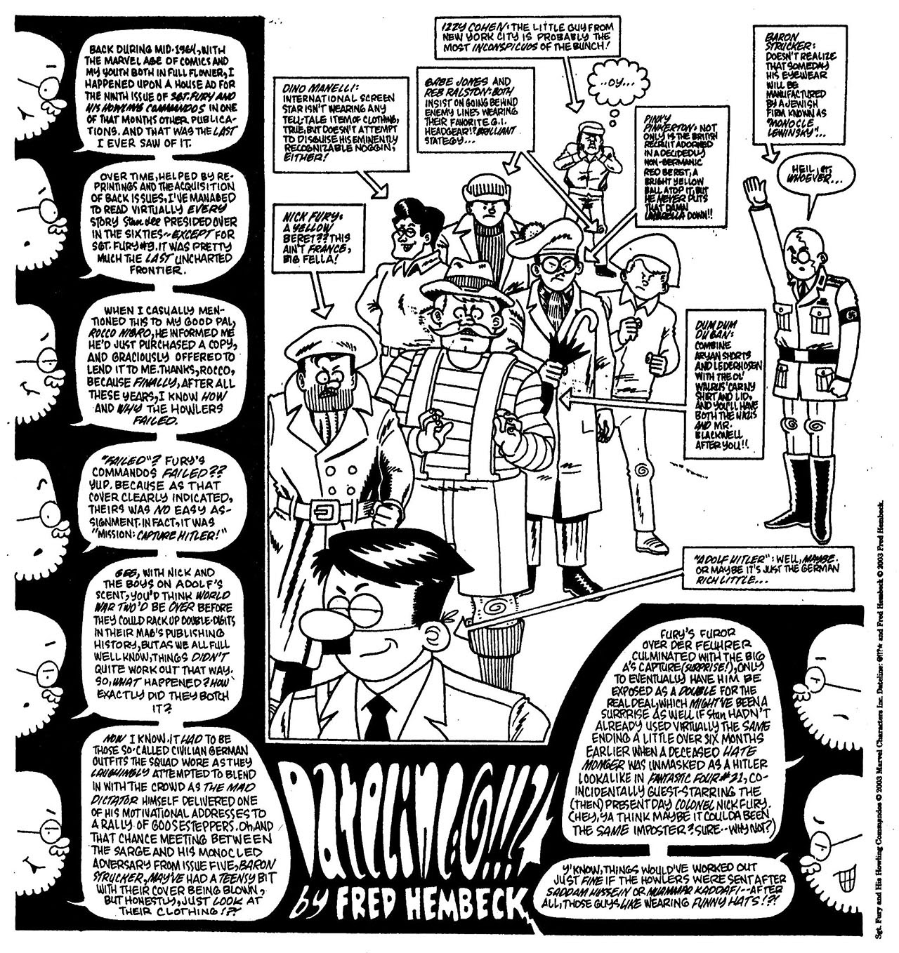 Read online The Nearly Complete Essential Hembeck Archives Omnibus comic -  Issue # TPB (Part 8) - 69