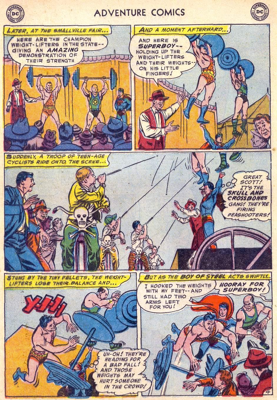 Read online Adventure Comics (1938) comic -  Issue #197 - 6