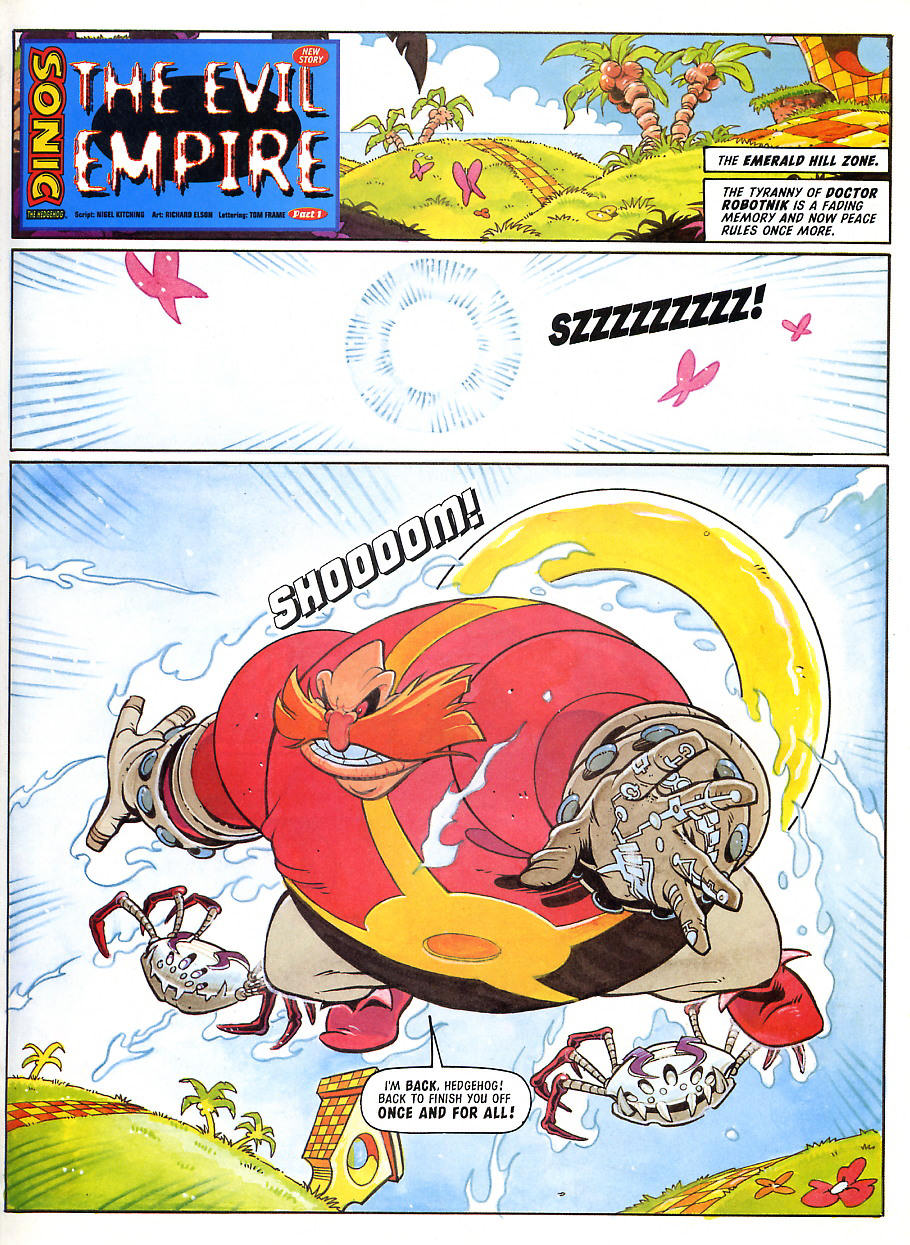 Read online Sonic the Comic comic -  Issue #108 - 3