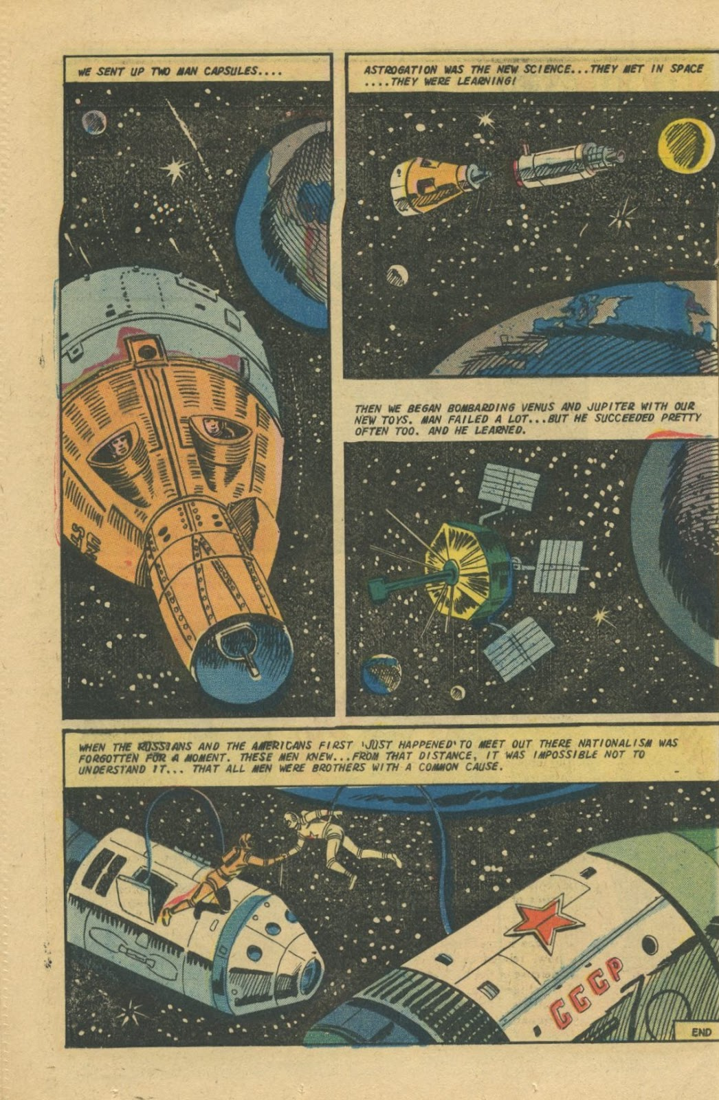 Space Adventures (1968) issue 8 - Page 12