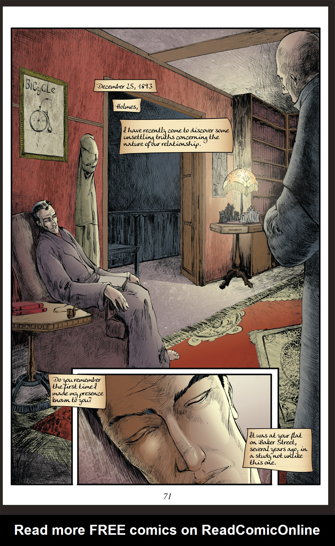 Read online Nightmare World comic -  Issue # Vol. 2 Leave the Light On - 72