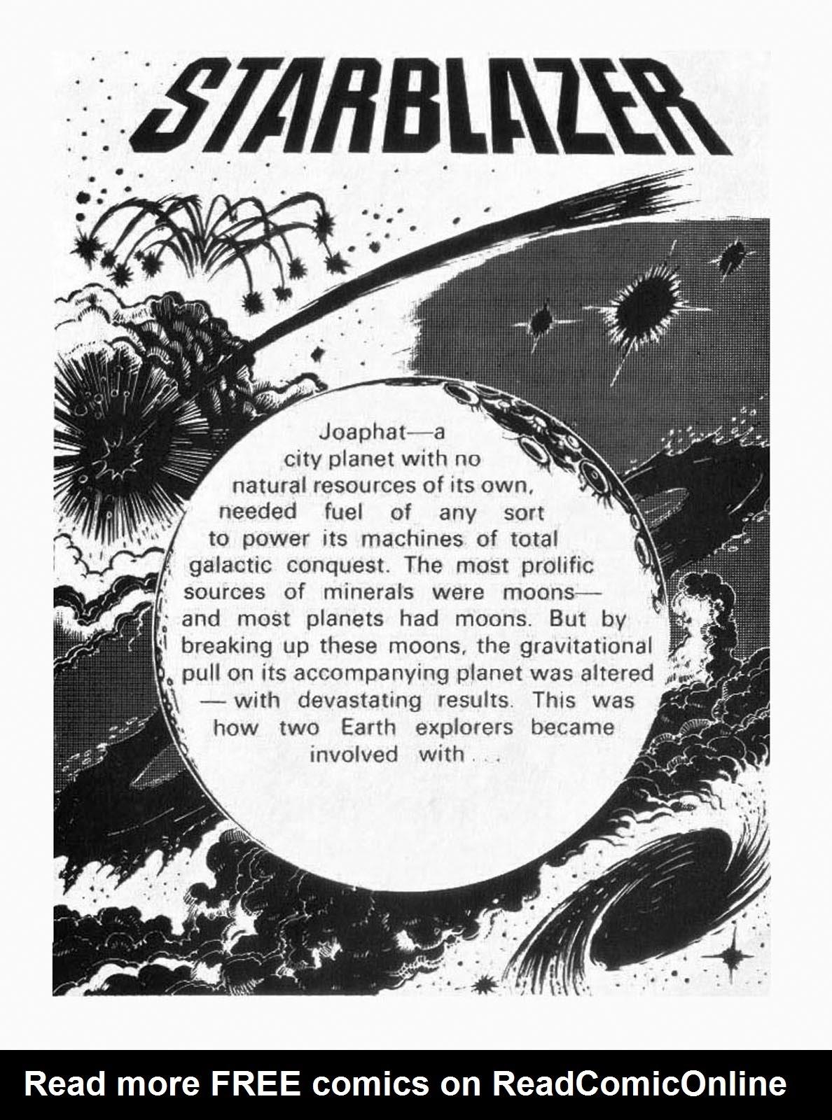 Starblazer issue 29 - Page 2