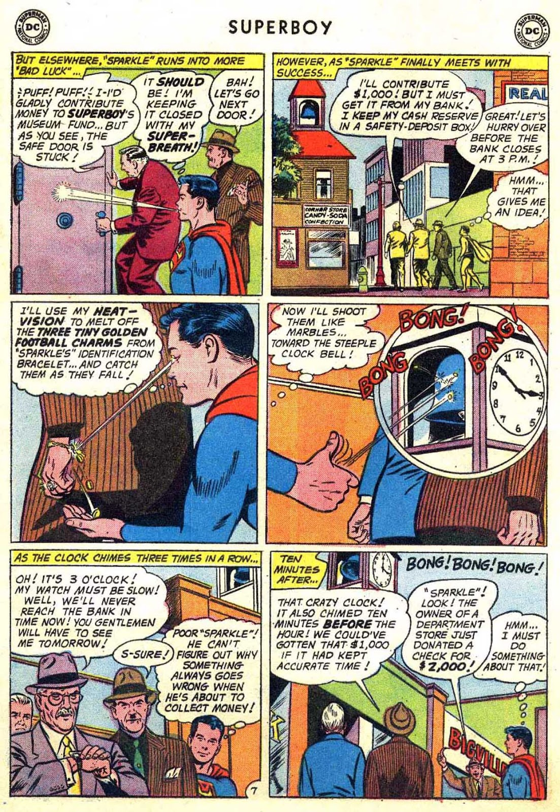 Superboy (1949) issue 91 - Page 17