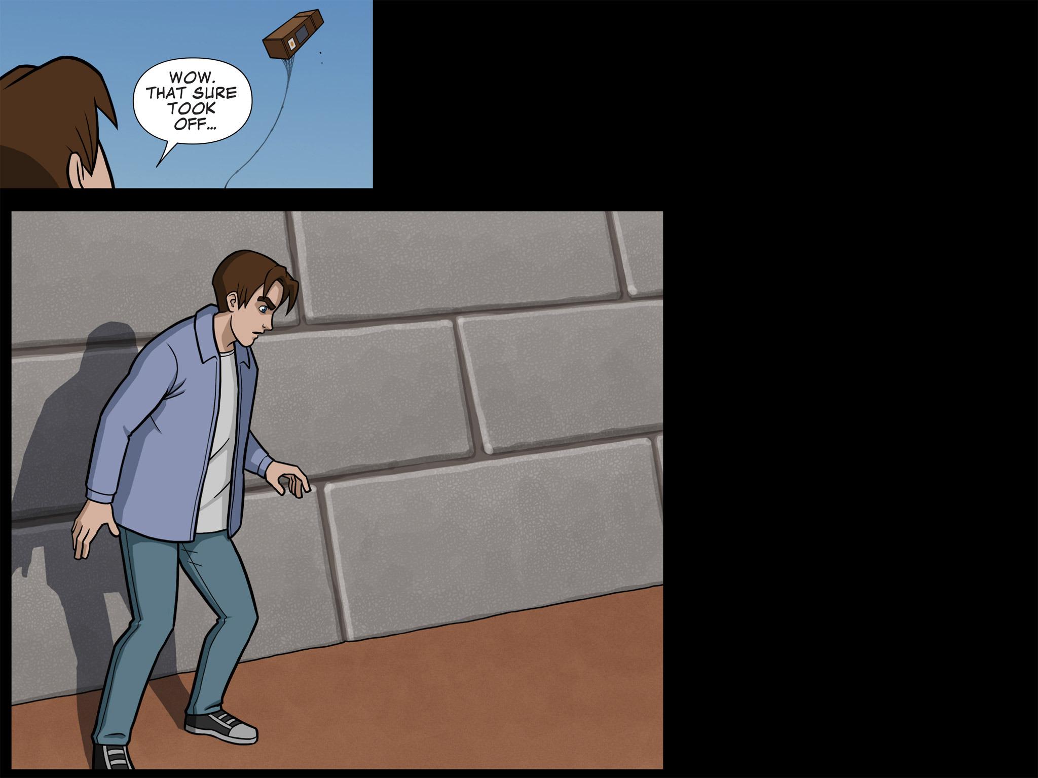 Read online Ultimate Spider-Man (Infinite Comics) (2015) comic -  Issue #7 - 23