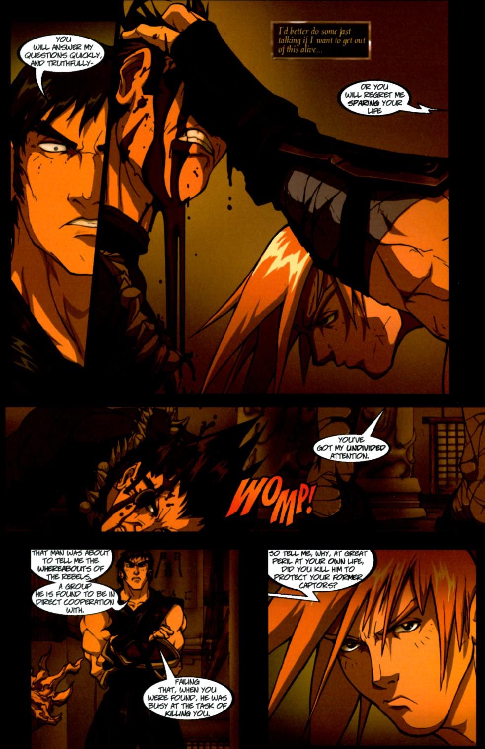 Read online Shidima comic -  Issue #4 - 7