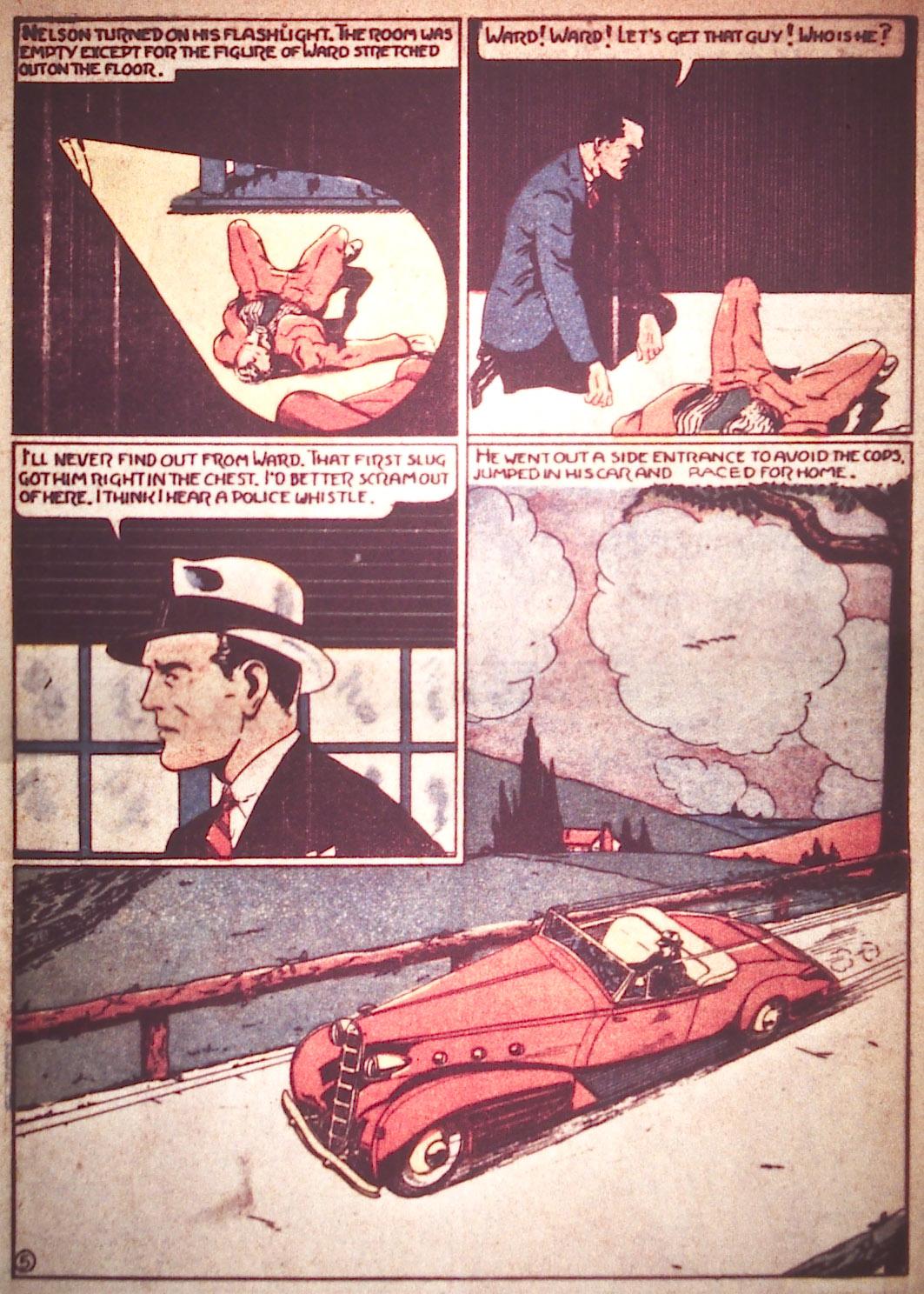Detective Comics (1937) 13 Page 25
