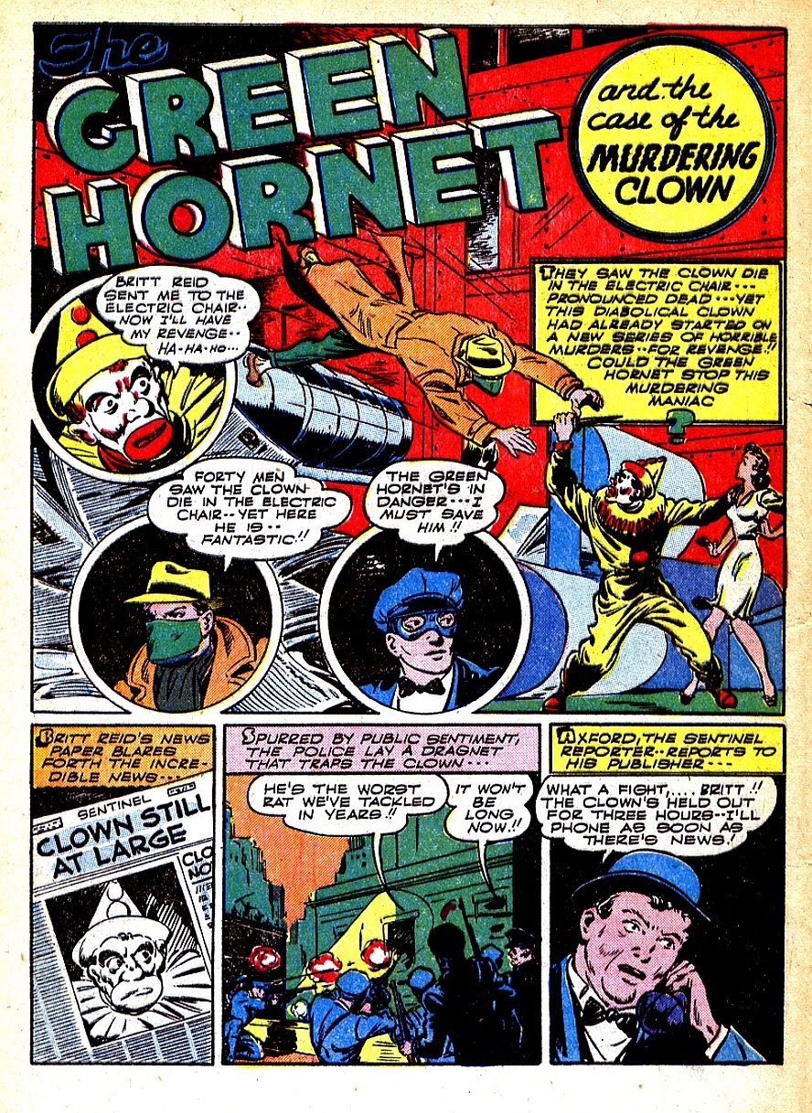 Green Hornet Comics issue 7 - Page 4