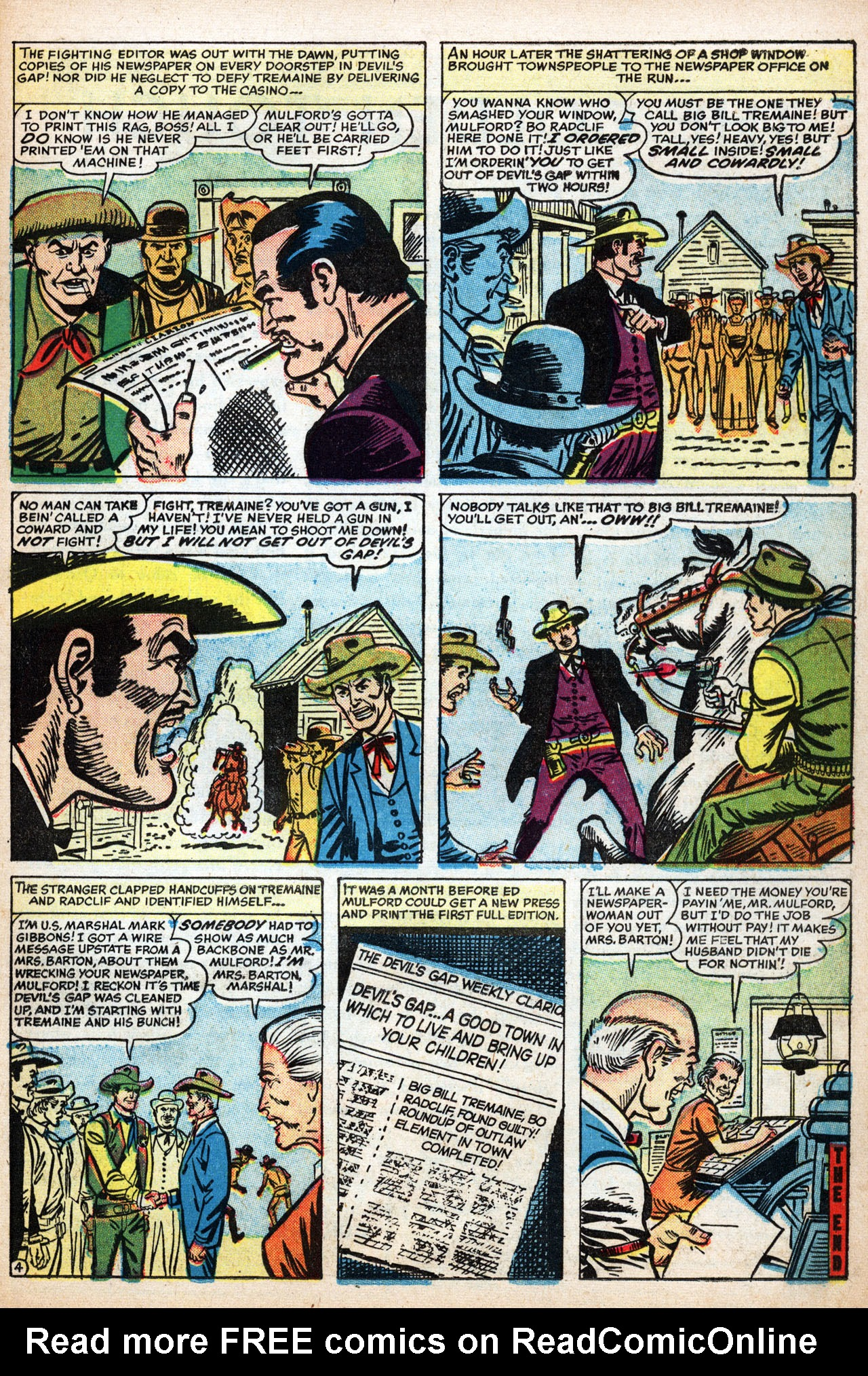Read online Two-Gun Kid comic -  Issue #42 - 23