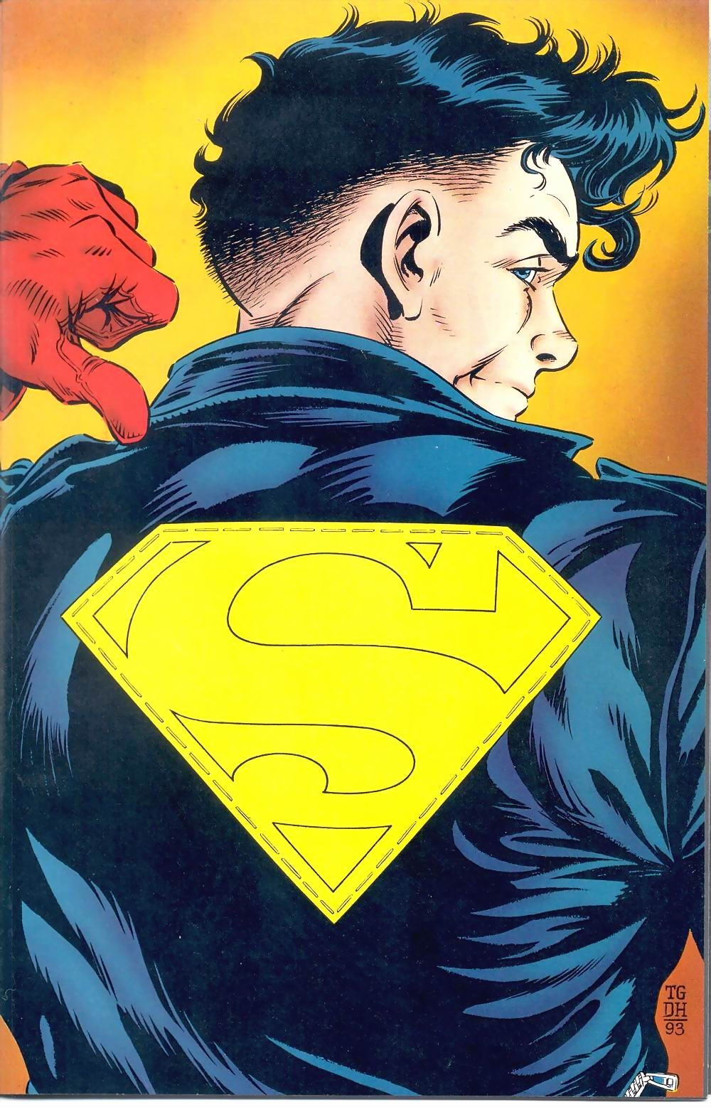 Read online Adventures of Superman (1987) comic -  Issue #501 - 3
