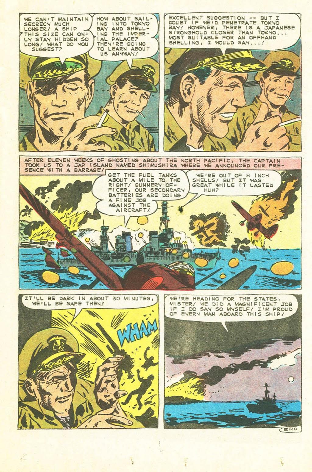Read online Fightin' Navy comic -  Issue #128 - 15