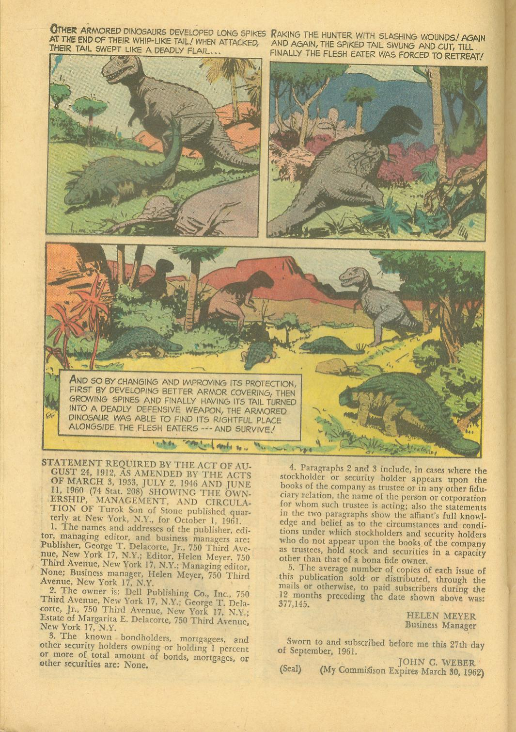 Read online Turok, Son of Stone comic -  Issue #28 - 20