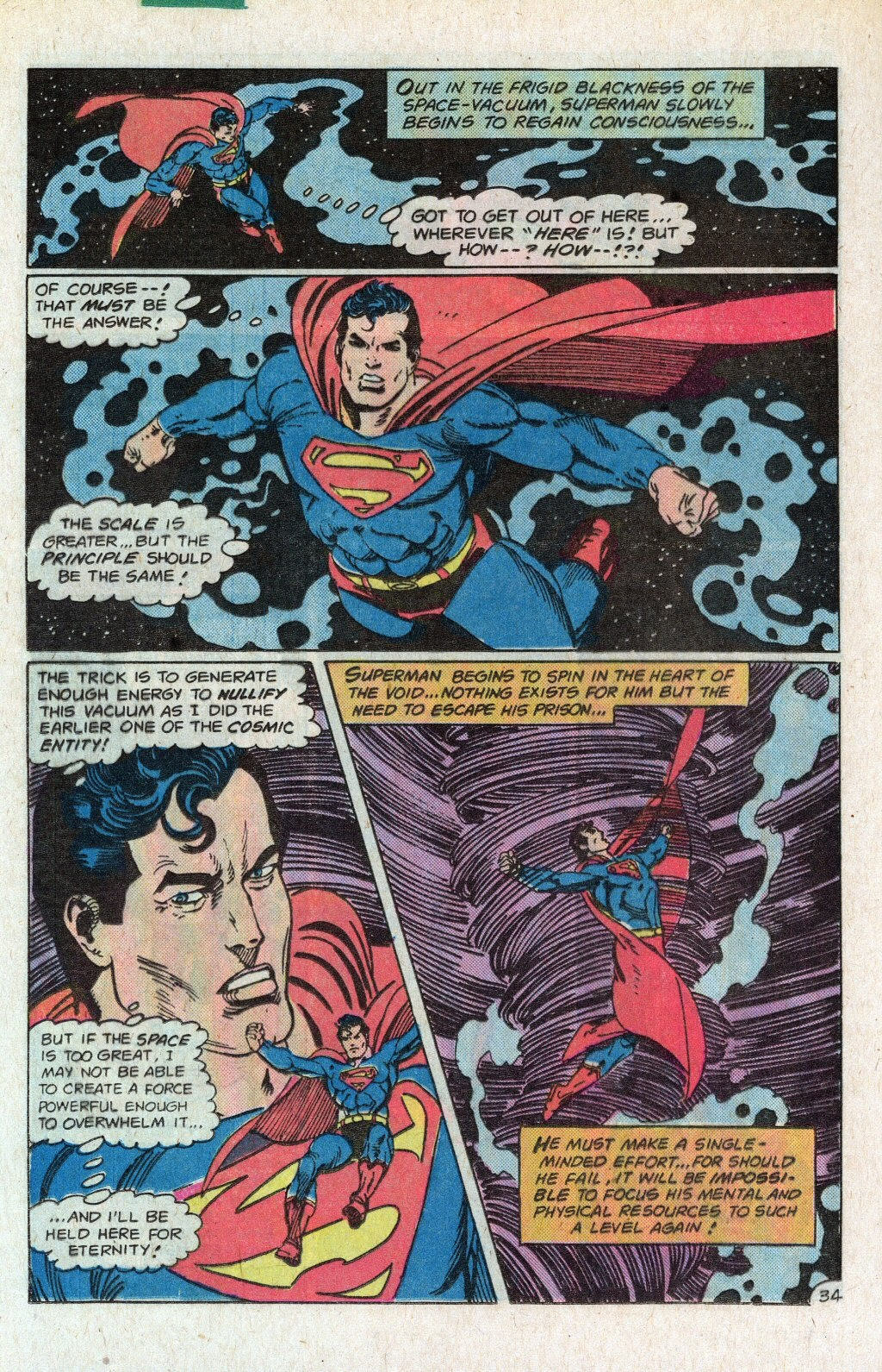Read online Superman Special (1983) comic -  Issue #1 - 40