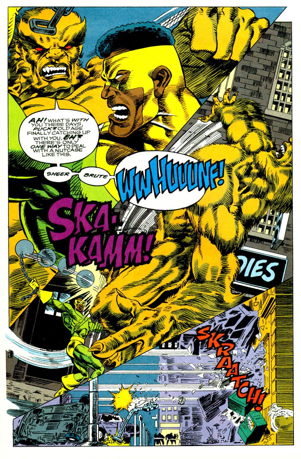 Read online Alpha Flight (1983) comic -  Issue #118 - 15