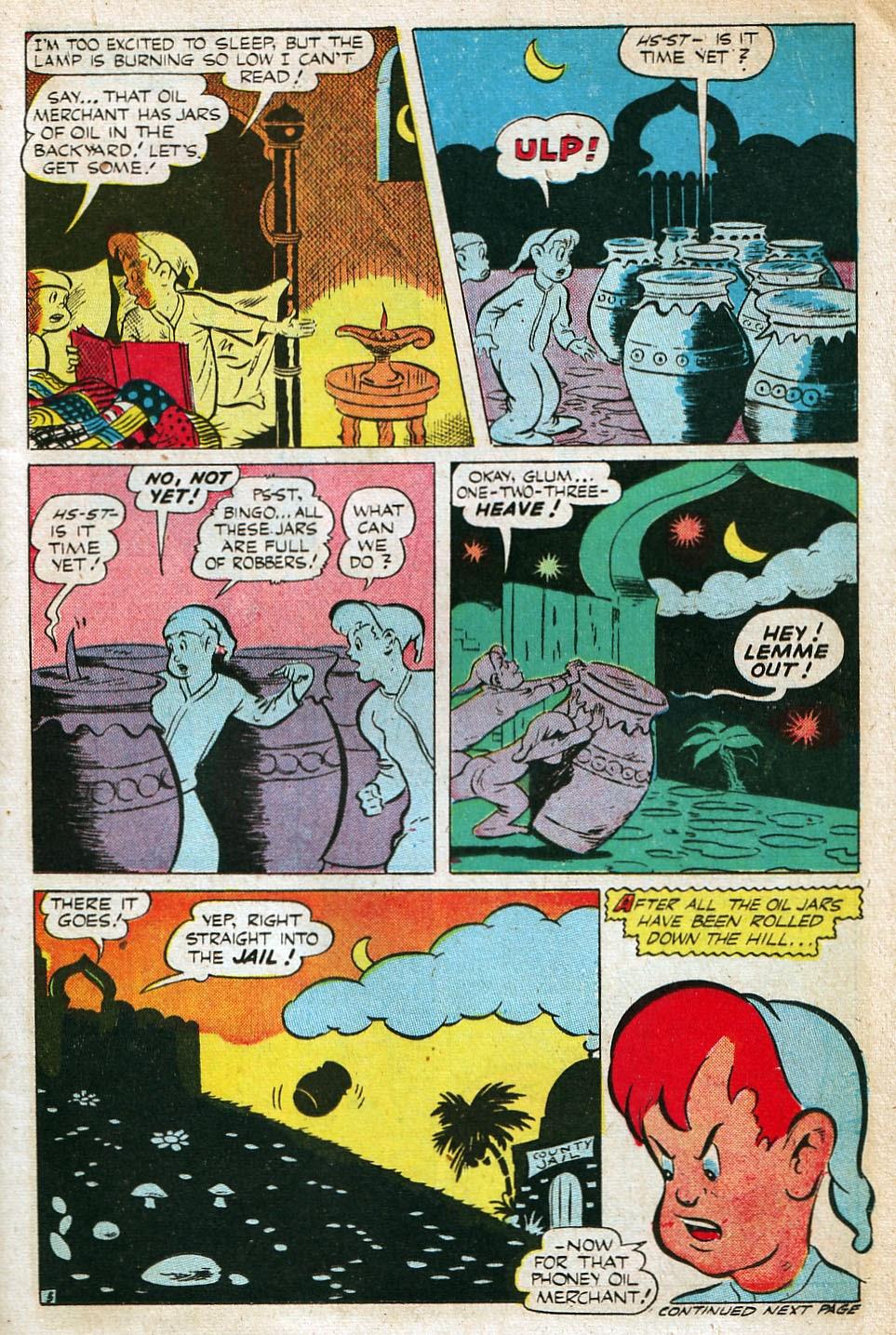 Jingle Jangle Comics issue 15 - Page 15