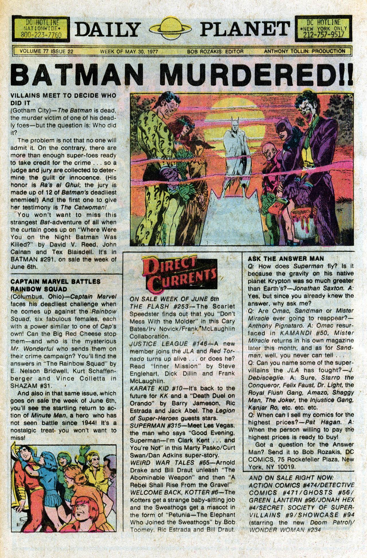 Read online Secret Society of Super-Villains comic -  Issue #9 - 33