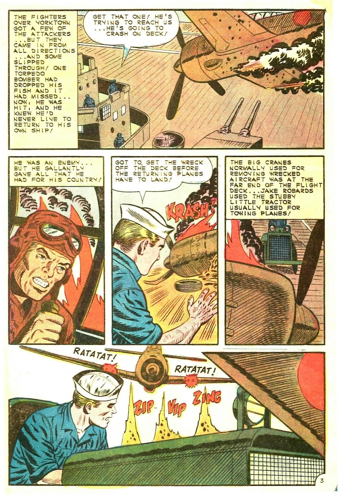 Read online Fightin' Navy comic -  Issue #125 - 5