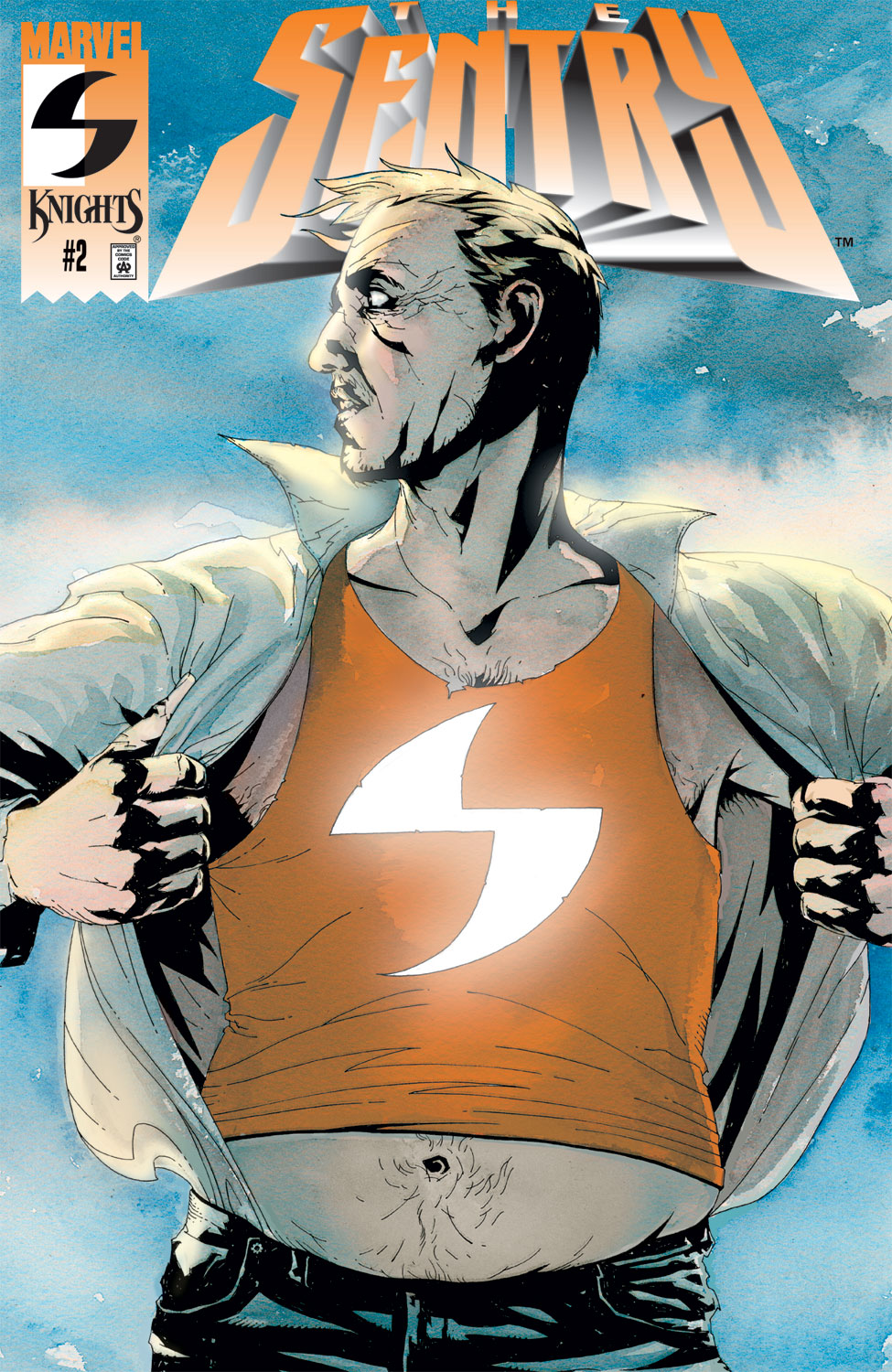 Read online Sentry (2000) comic -  Issue #2 - 1